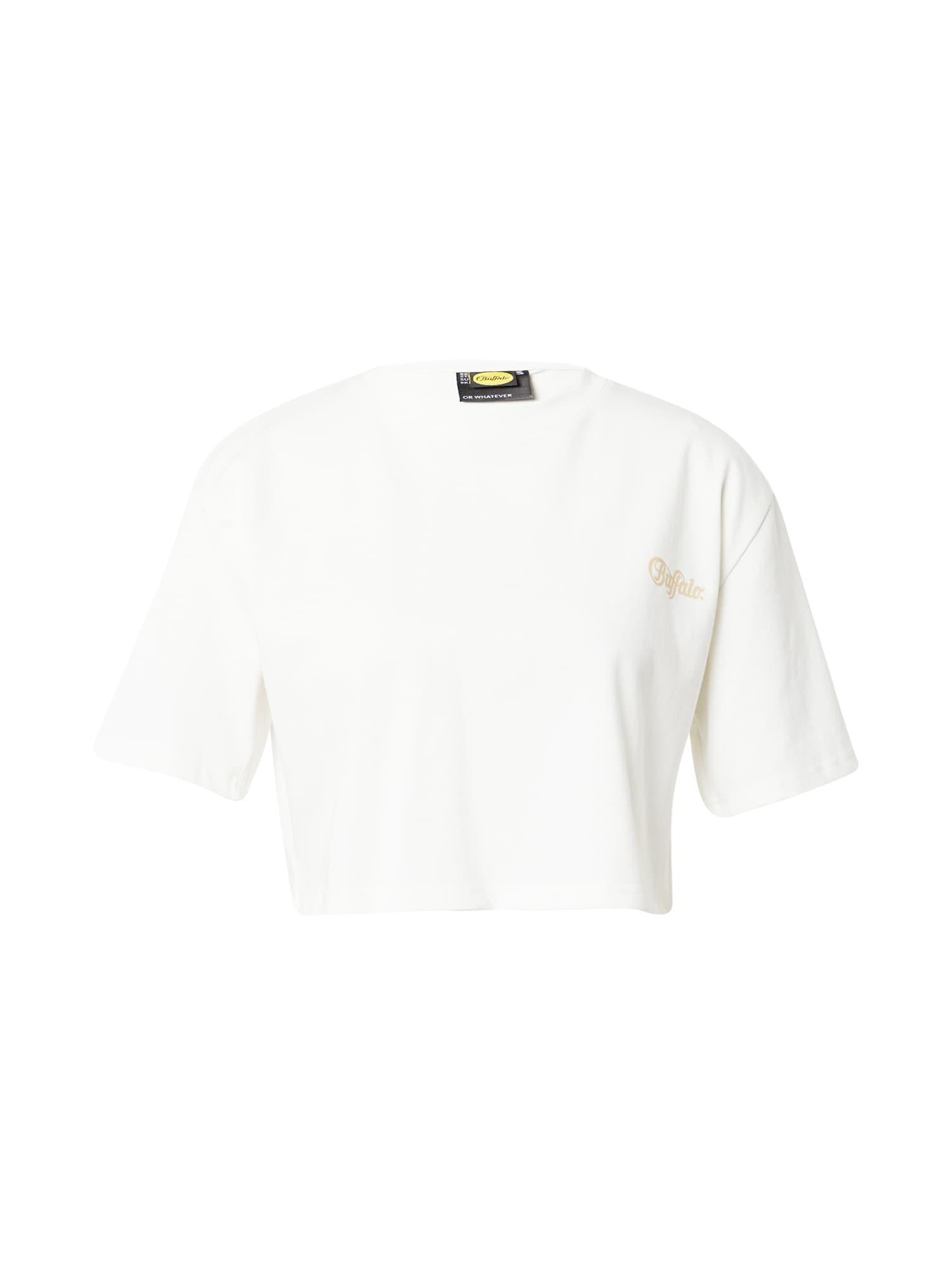 Buffalo Apparel Marškinėliai balta