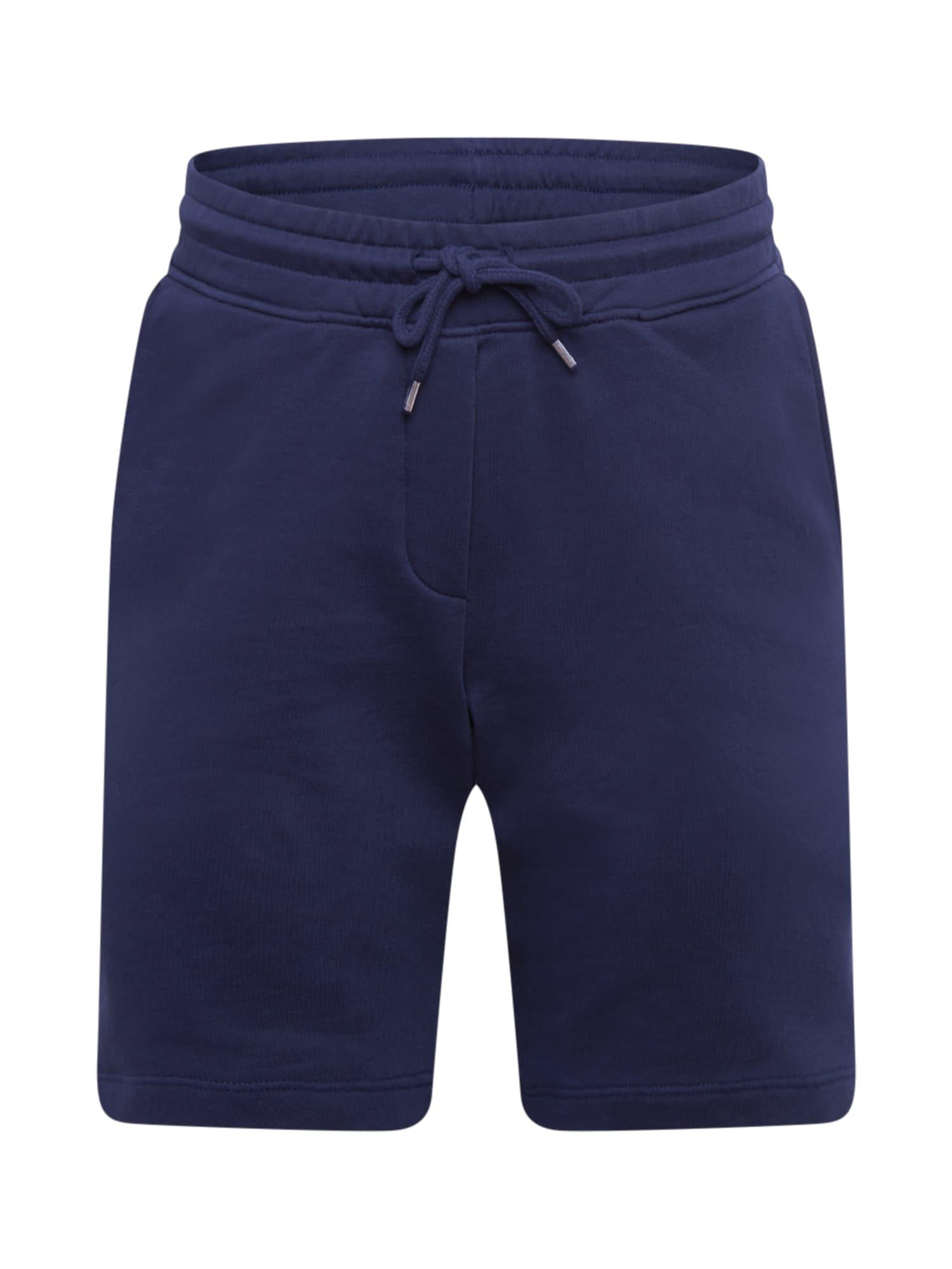 By Garment Makers Kalhoty 'Ebbe'  námořnická modř