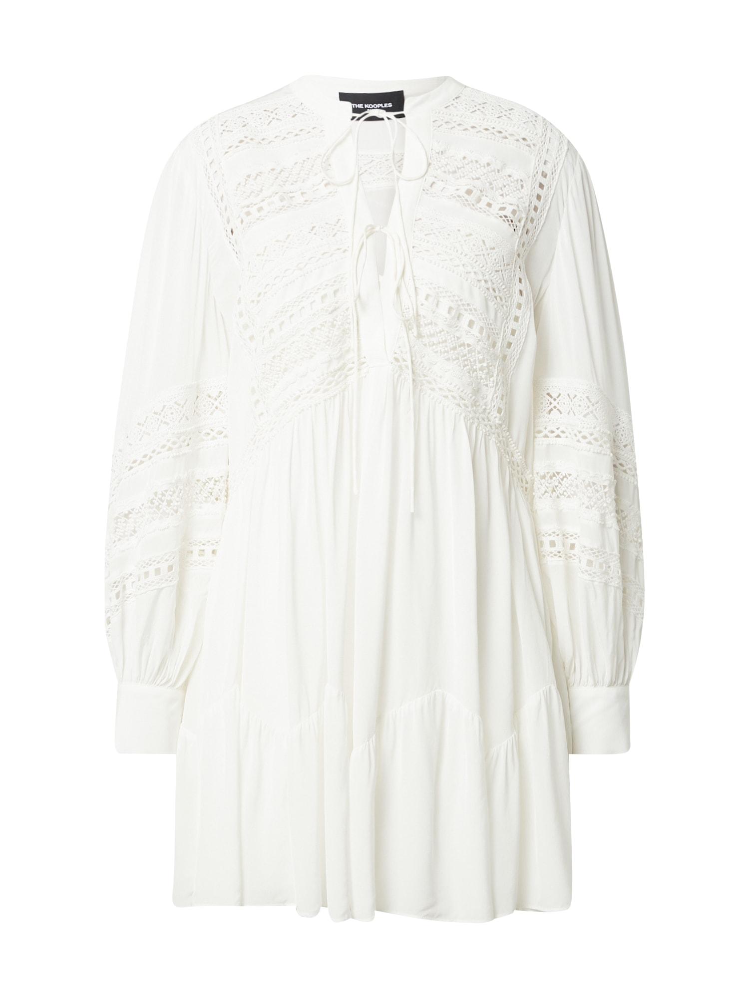 The Kooples Suknelė balta