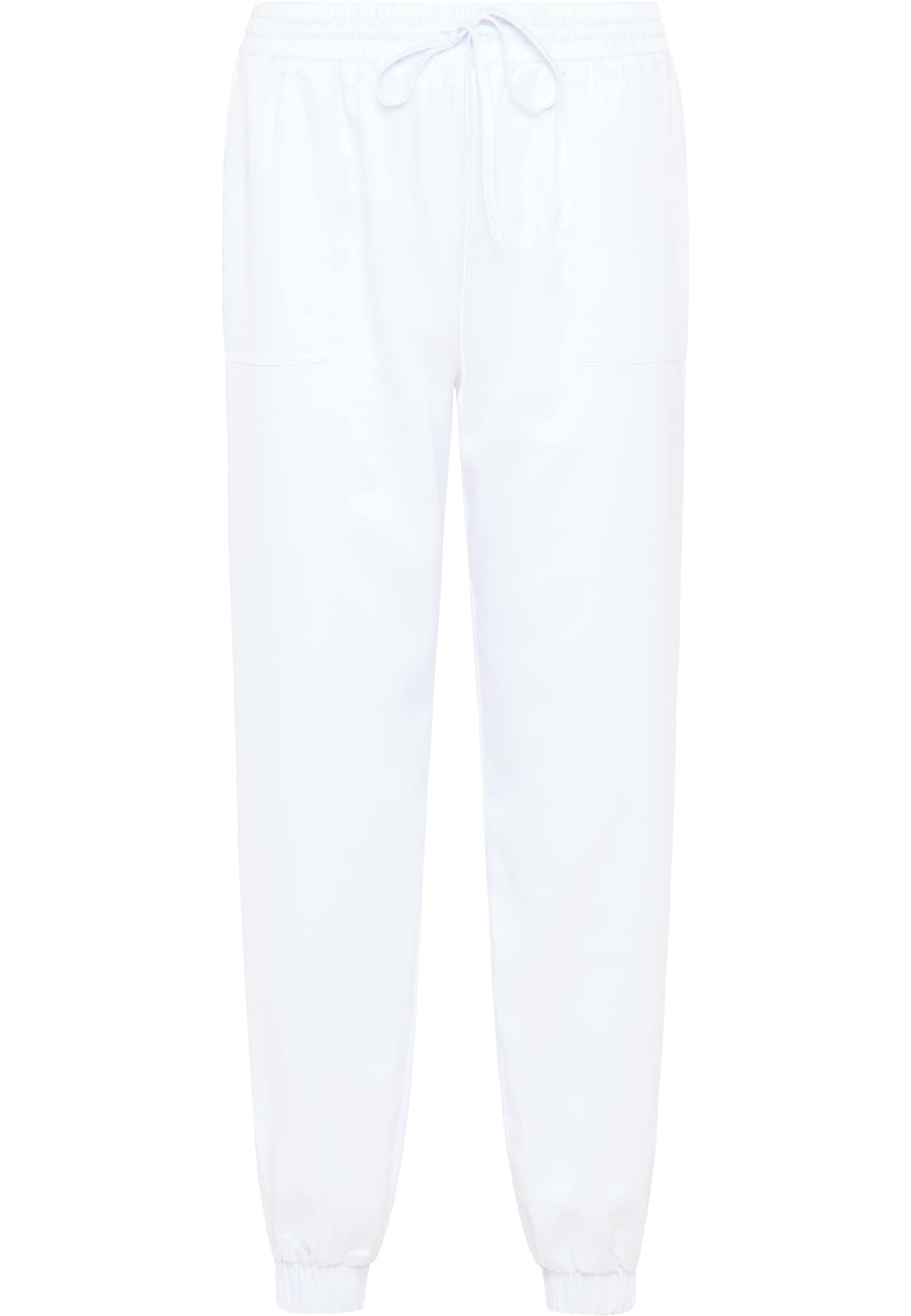 RISA Kelnės balta