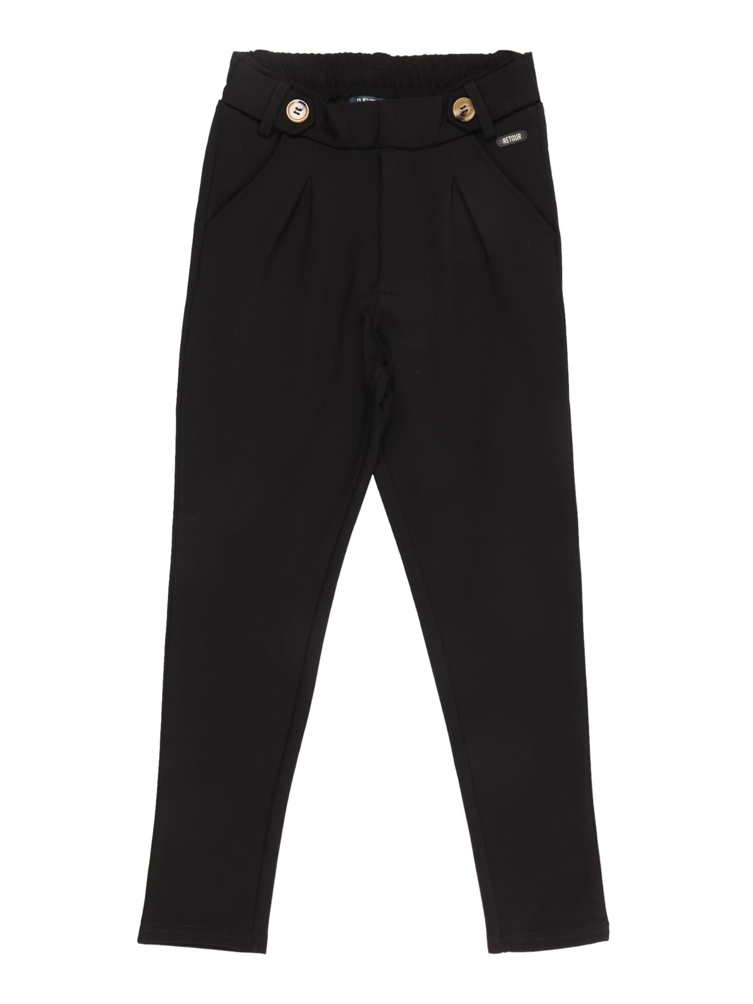 Retour Jeans Kalhoty 'Aranka'  černá