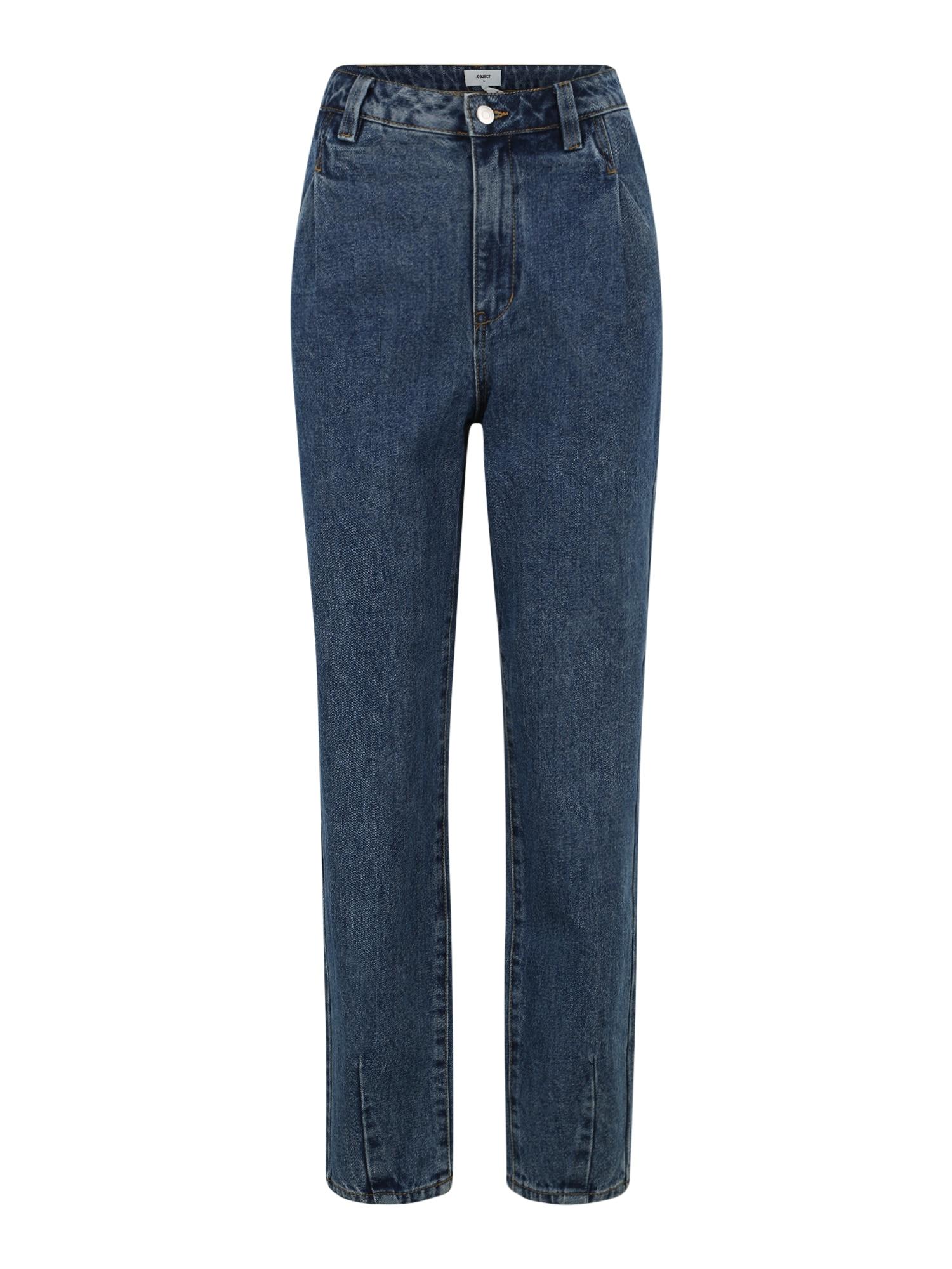 OBJECT (Tall) Džinsai tamsiai (džinso) mėlyna