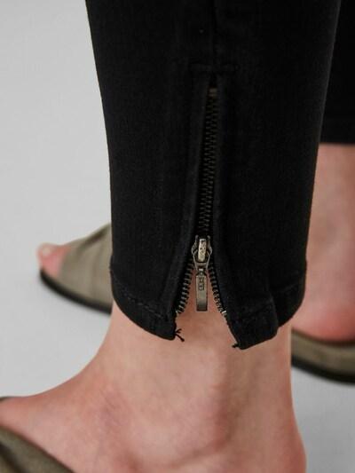 Noisy May Kimmy Skinnyjeans mit Reißverschluss am Knöchel