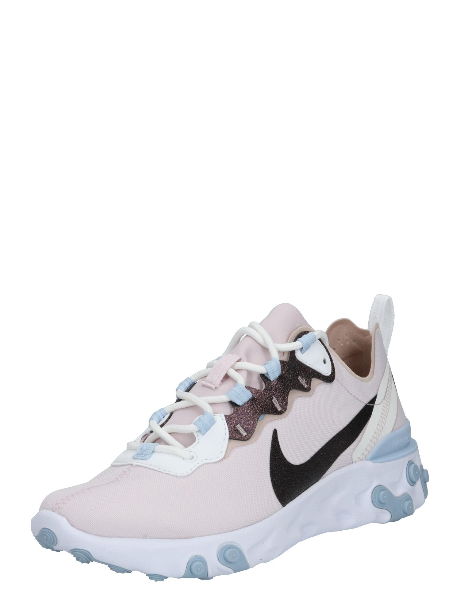 Nike Sportswear Tenisky 'React Element 55 SE'  růže