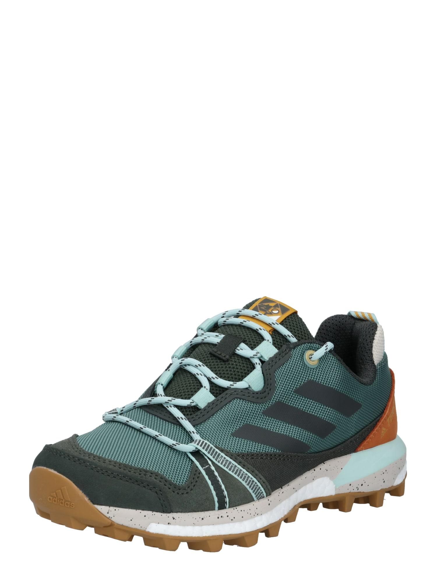 ADIDAS PERFORMANCE Sportiniai batai 'Terrex Skychaser' žalia / juoda