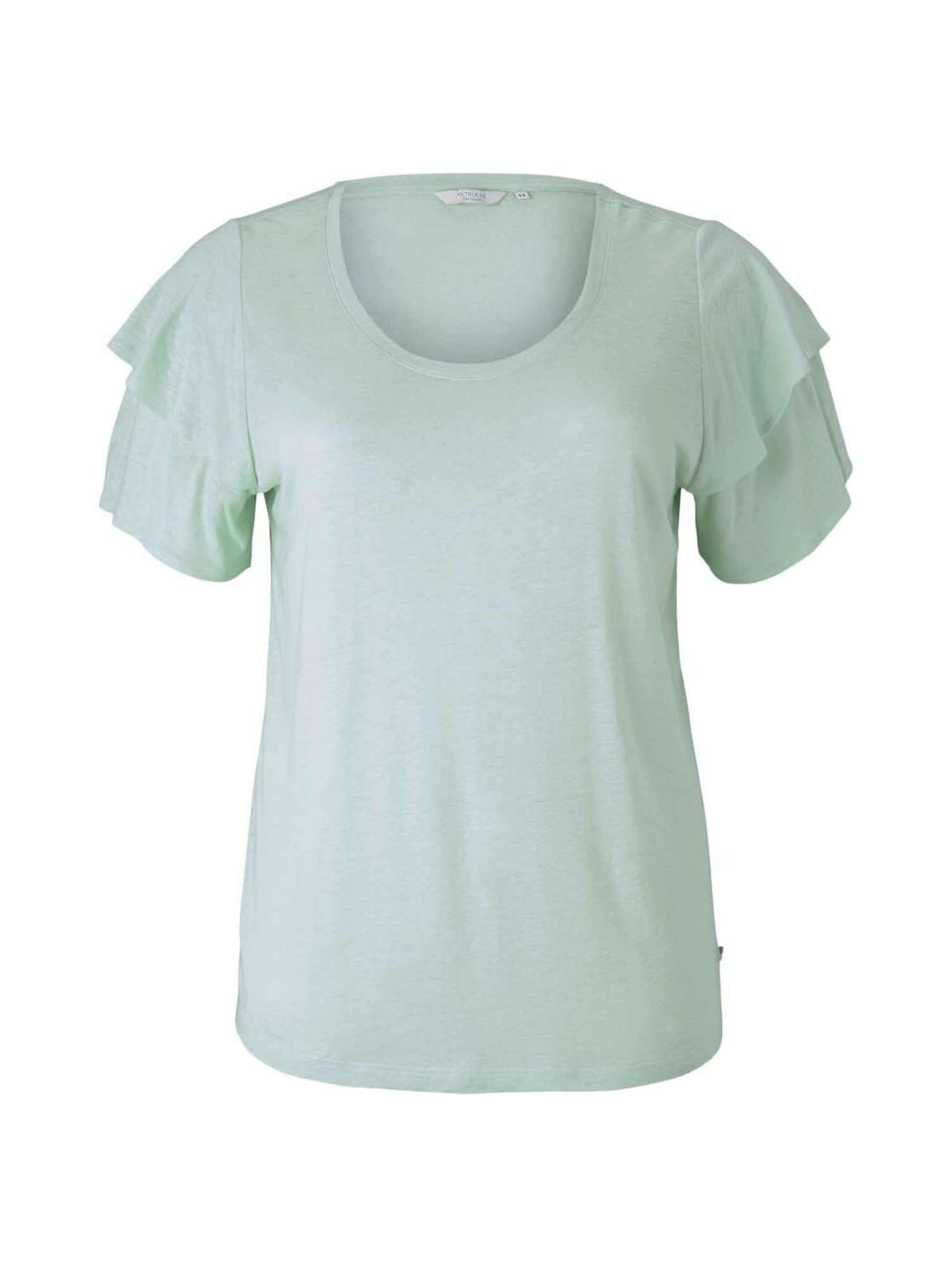 MY TRUE ME Marškinėliai šviesiai žalia