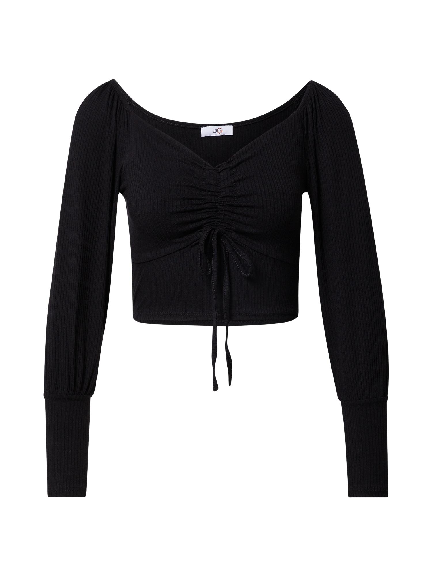 WAL G. Marškinėliai juoda
