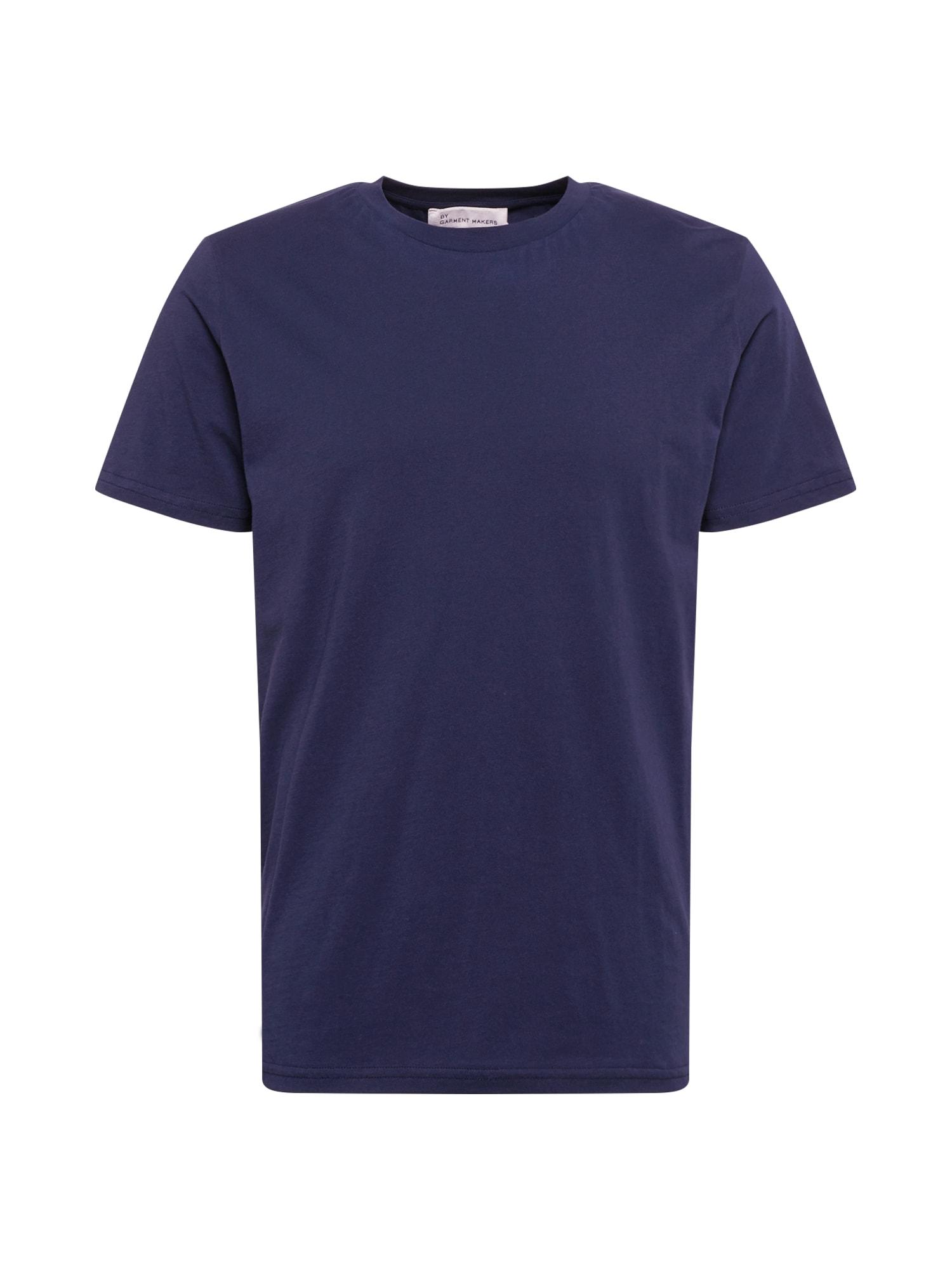 By Garment Makers Marškinėliai tamsiai mėlyna