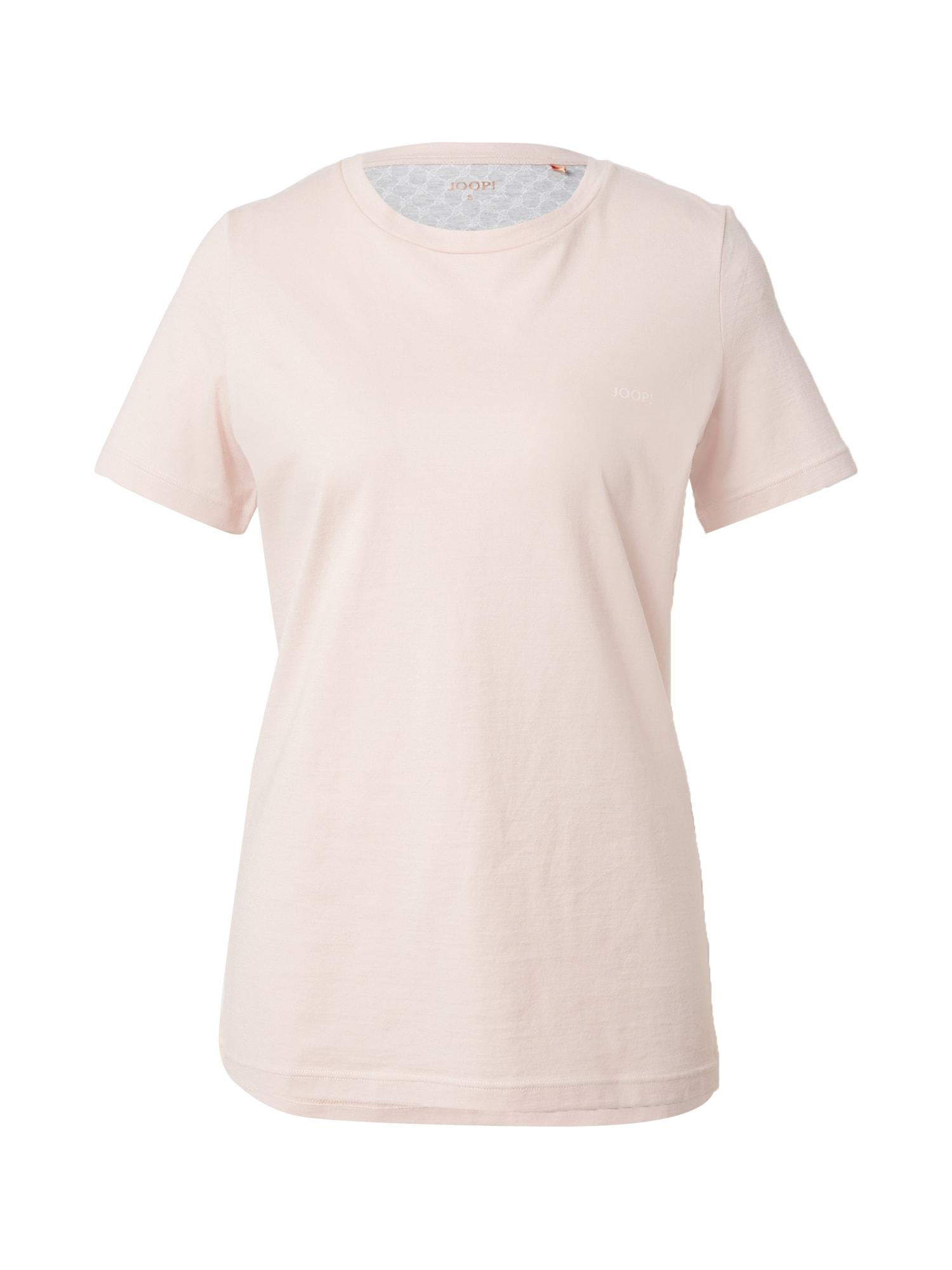 JOOP! Bodywear Pižaminiai marškinėliai smėlio