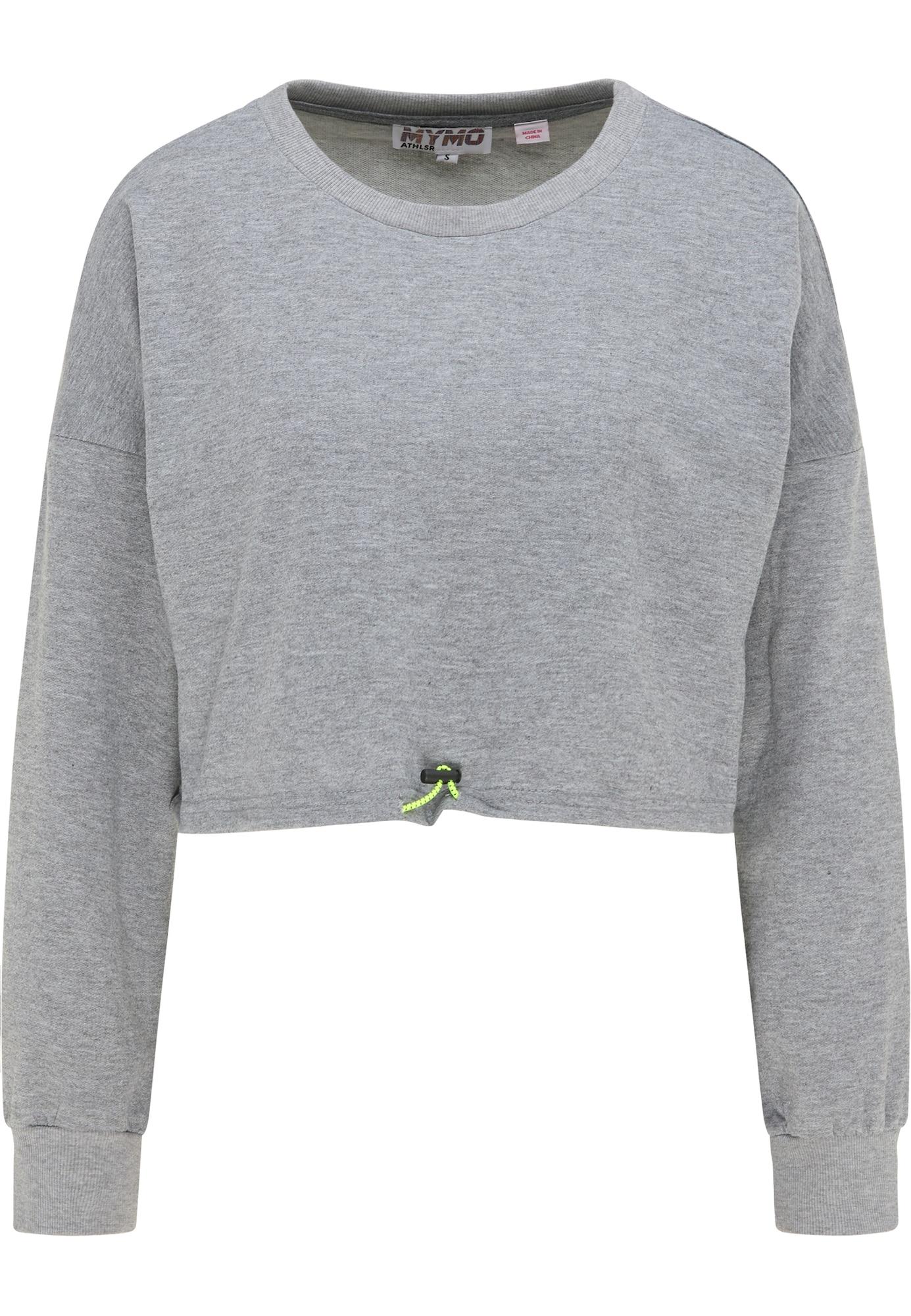 myMo ATHLSR Sportinio tipo megztinis pilka