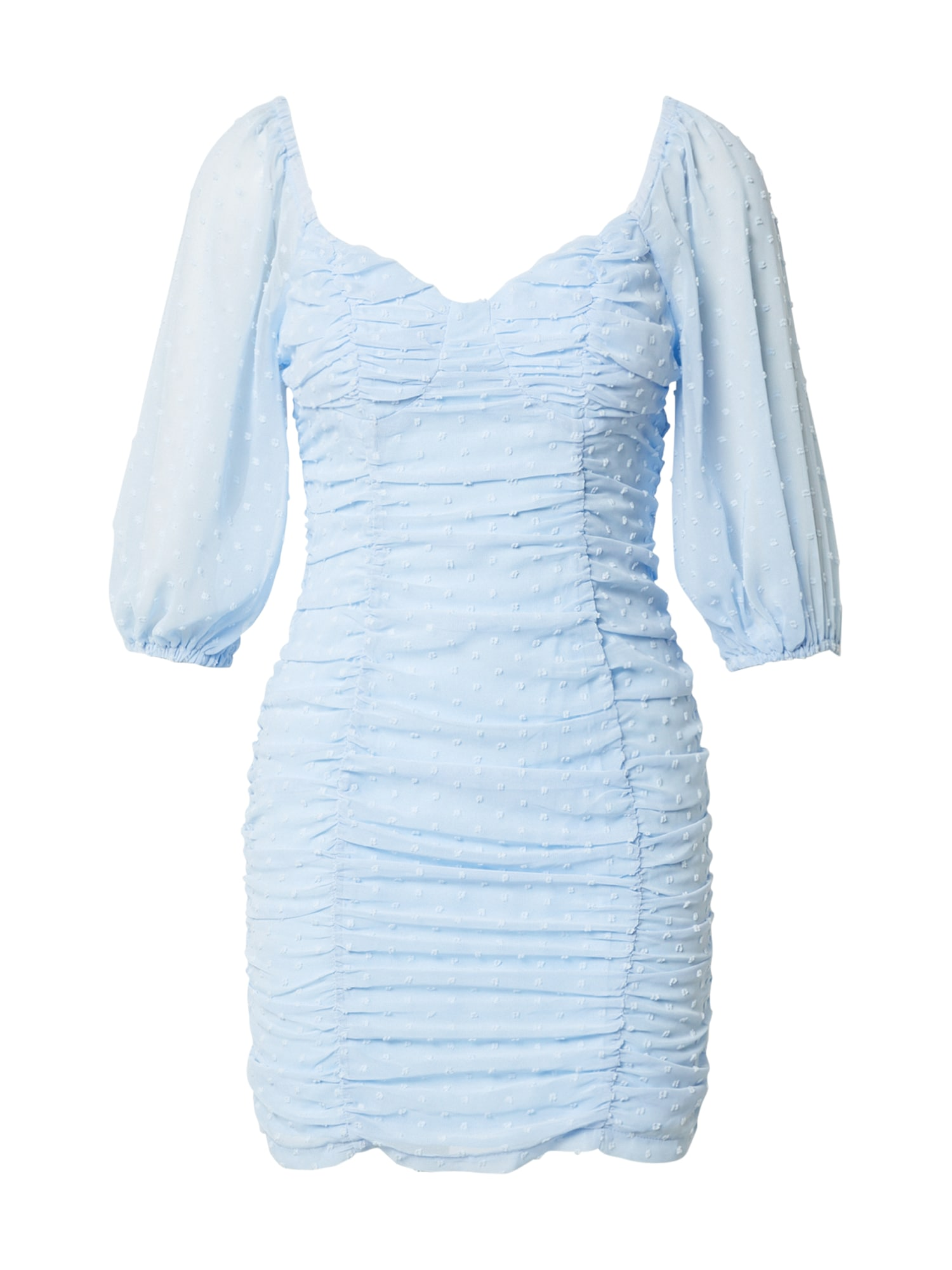 Love Triangle Suknelė šviesiai mėlyna