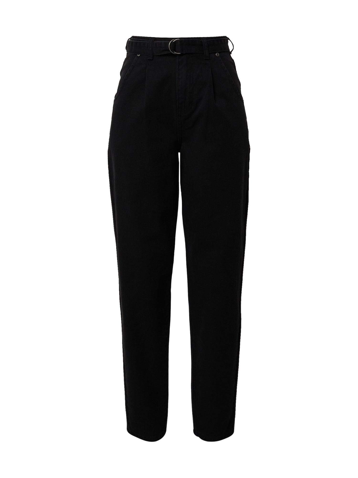 LeGer by Lena Gercke Džinsai su kantu 'Angelina' juodo džinso spalva