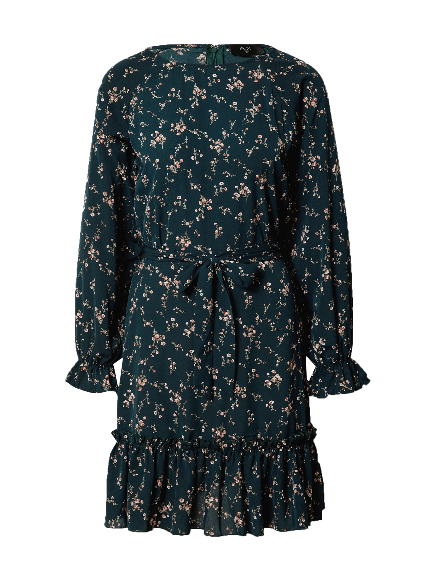 AX Paris Suknelė tamsiai žalia
