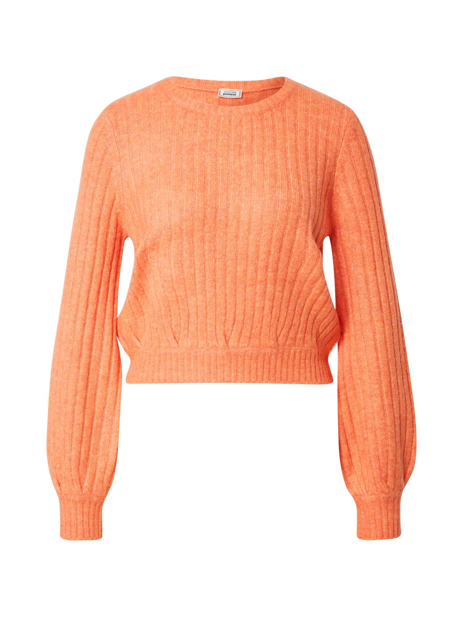 Pimkie Megztinis oranžinė