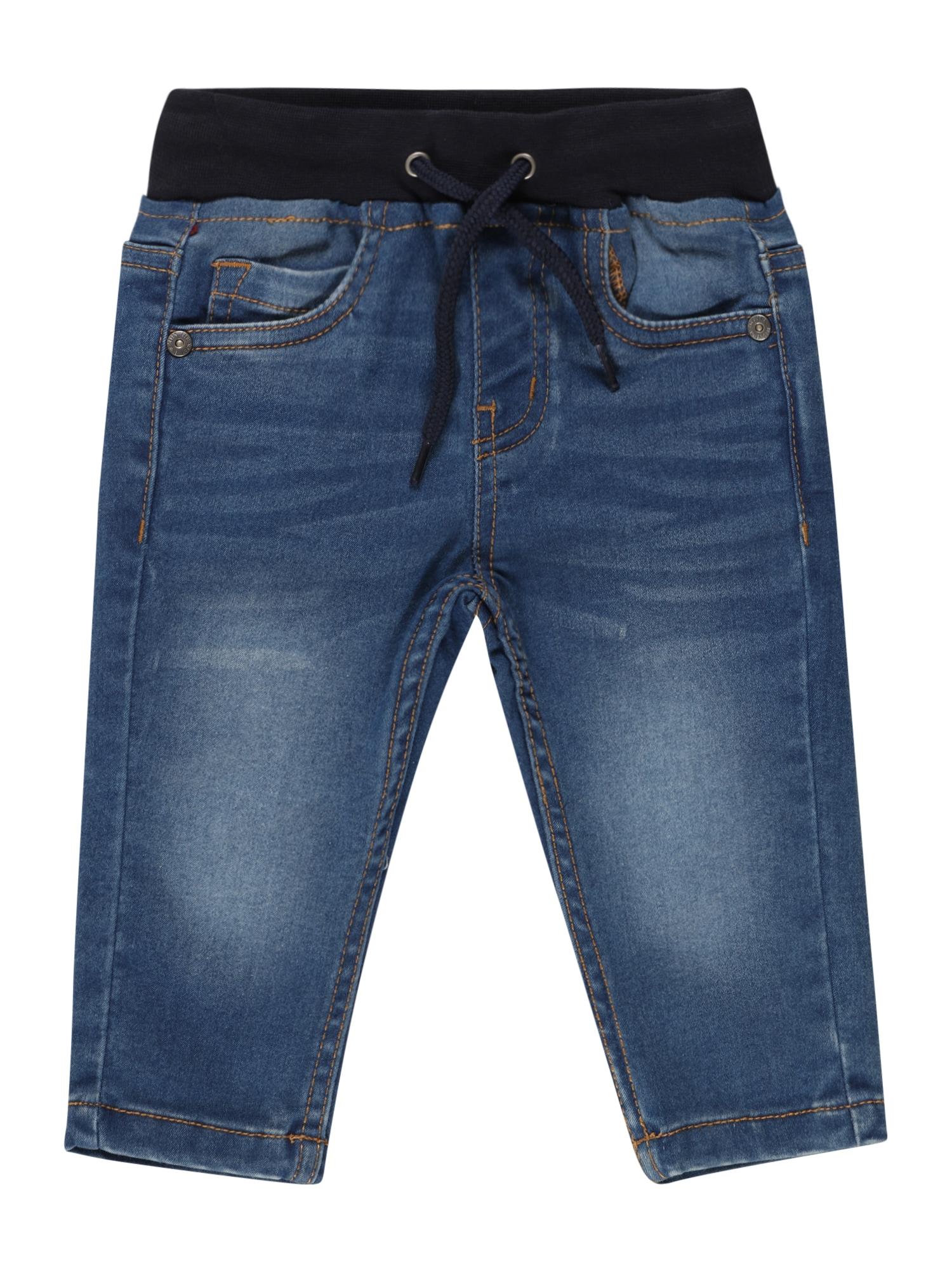 BLUE SEVEN Džinsai tamsiai (džinso) mėlyna / nakties mėlyna