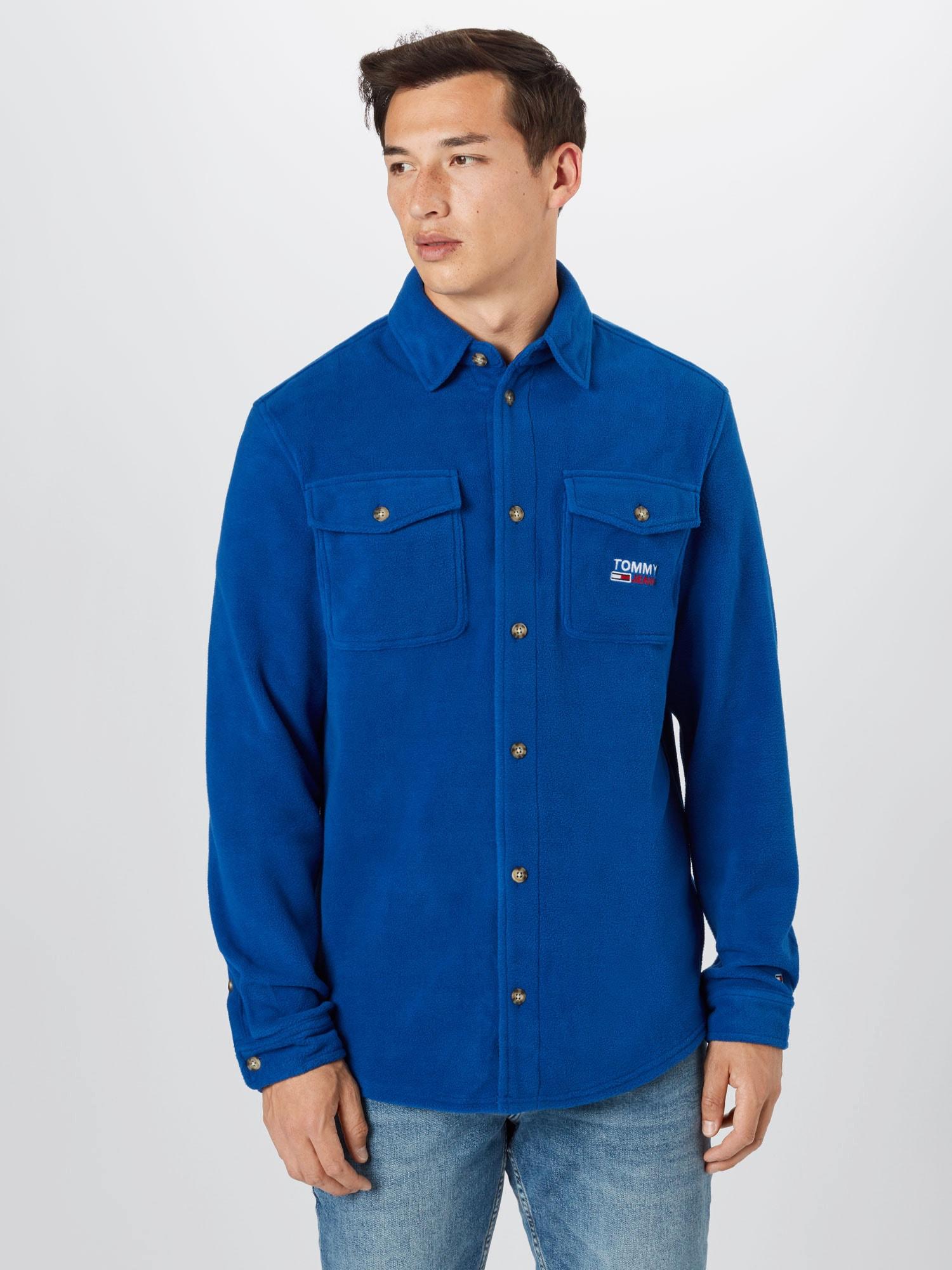 Tommy Jeans Skjorta  blå