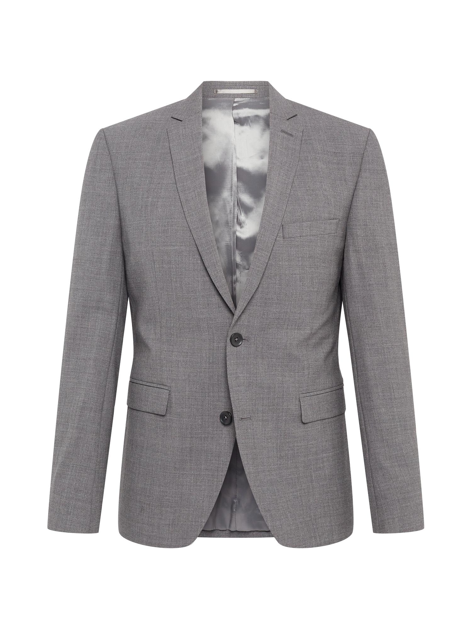 Esprit Collection Dalykinio stiliaus švarkas tamsiai pilka