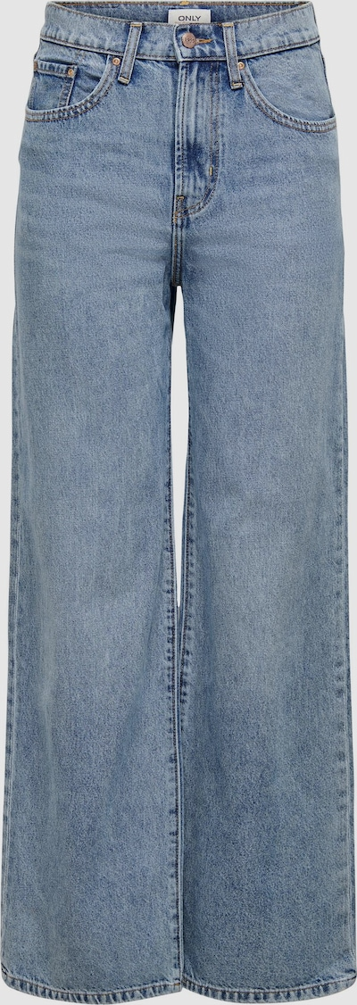 Only Hope Life High Waisted Wide Leg Jeans