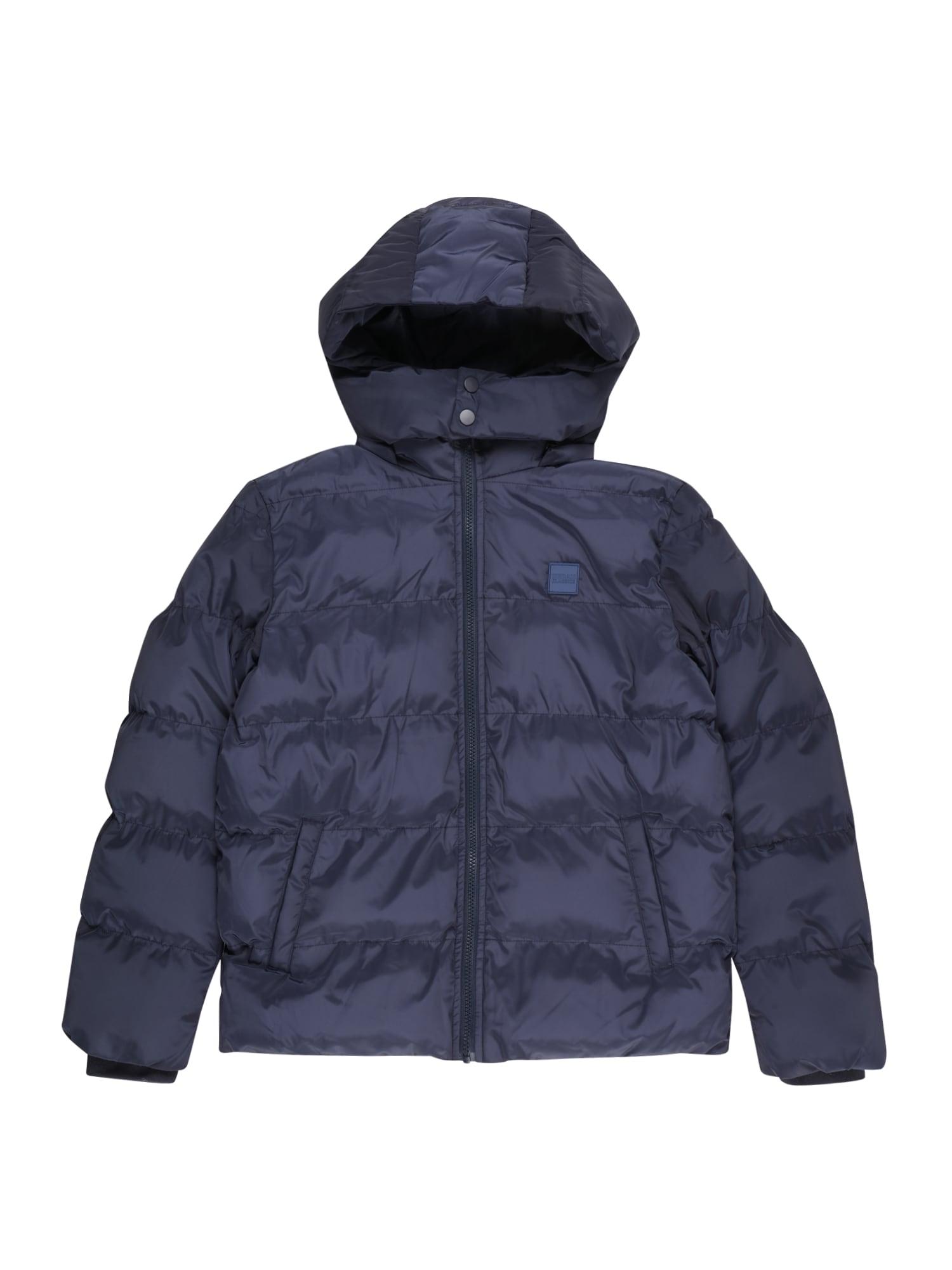 Urban Classics Kids Přechodná bunda  námořnická modř