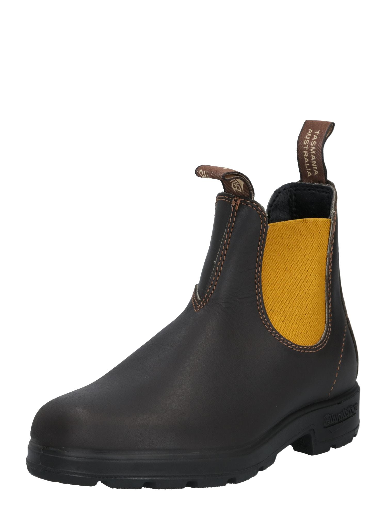 """Blundstone """"Chelsea"""" batai garstyčių spalva / tamsiai ruda"""