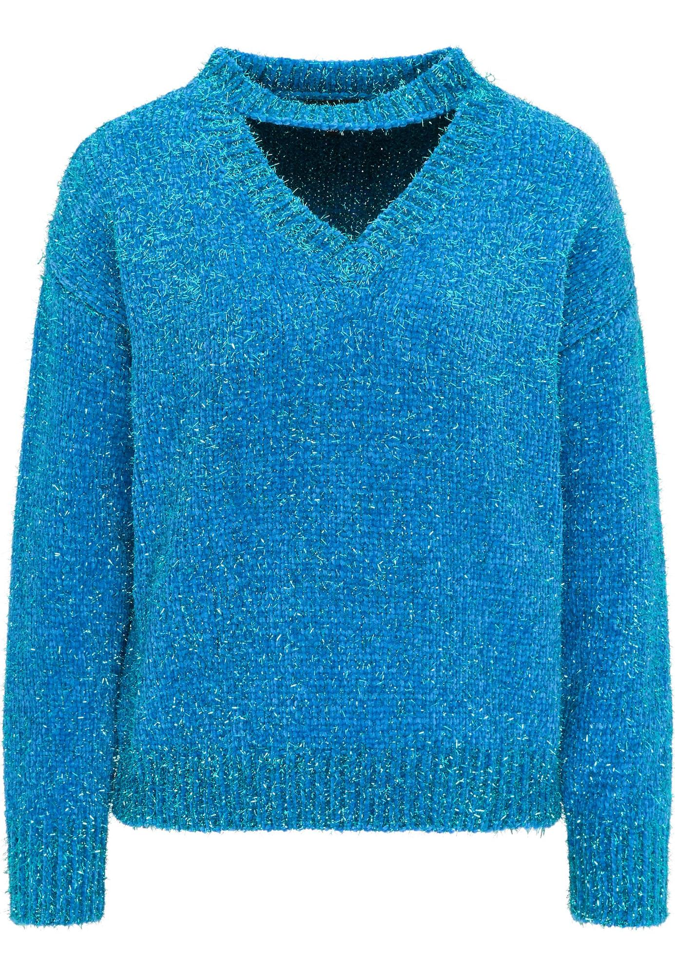 myMo at night Megztinis mėlyna