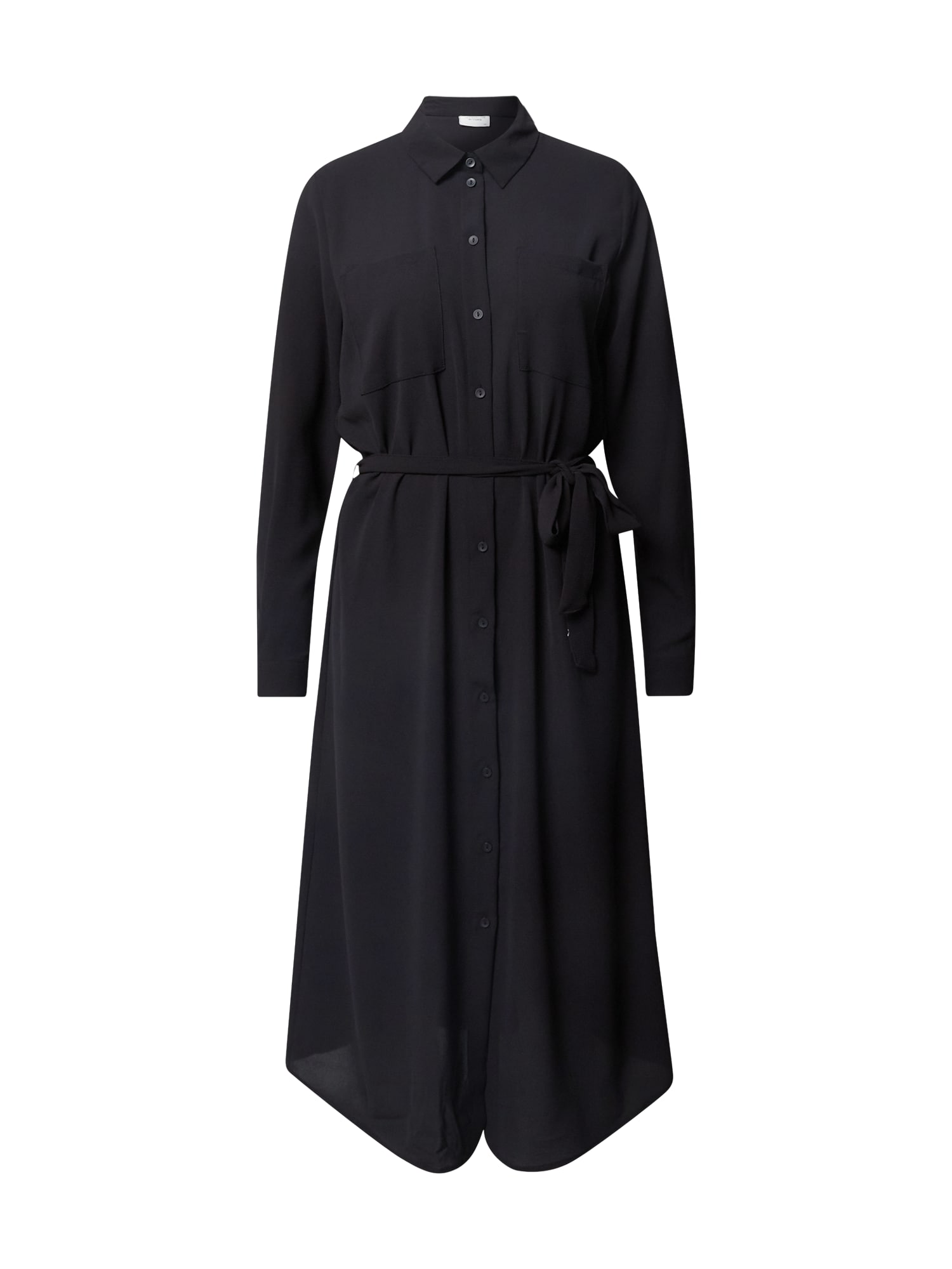 JACQUELINE de YONG Palaidinės tipo suknelė juoda