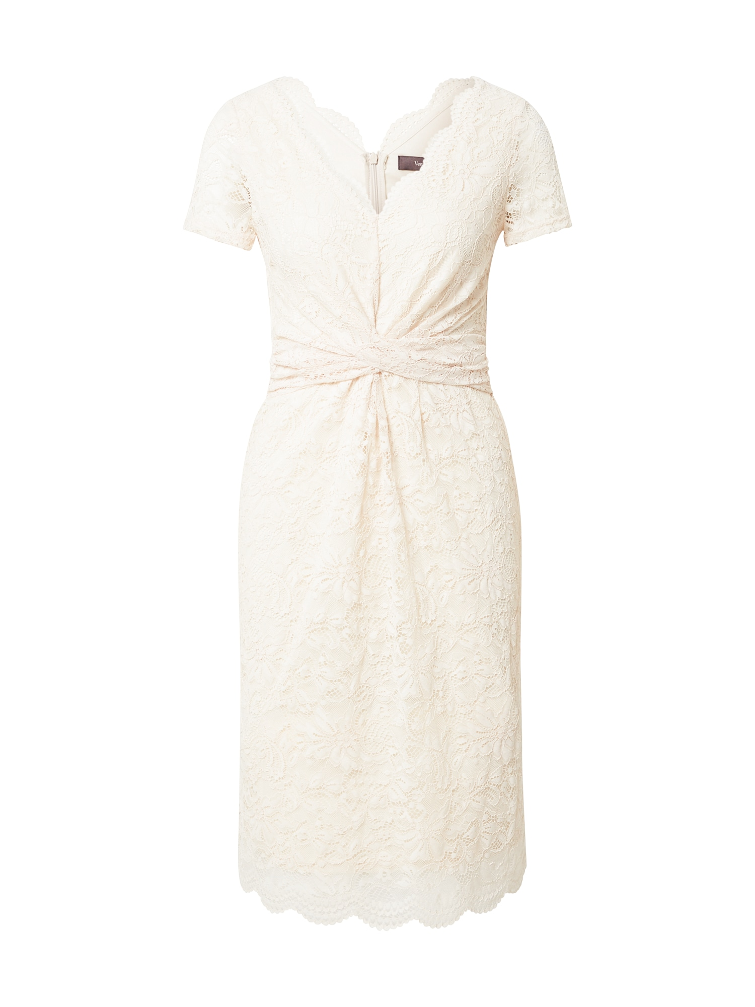 Vera Mont Kokteilinė suknelė smėlio spalva