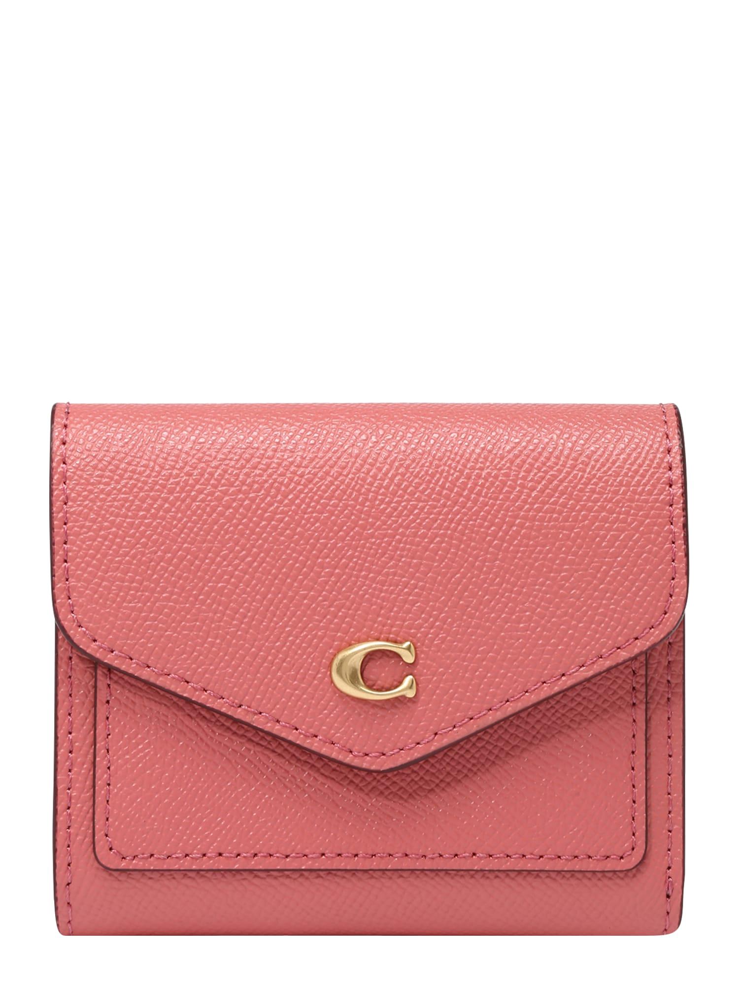 COACH Piniginė ryškiai rožinė spalva