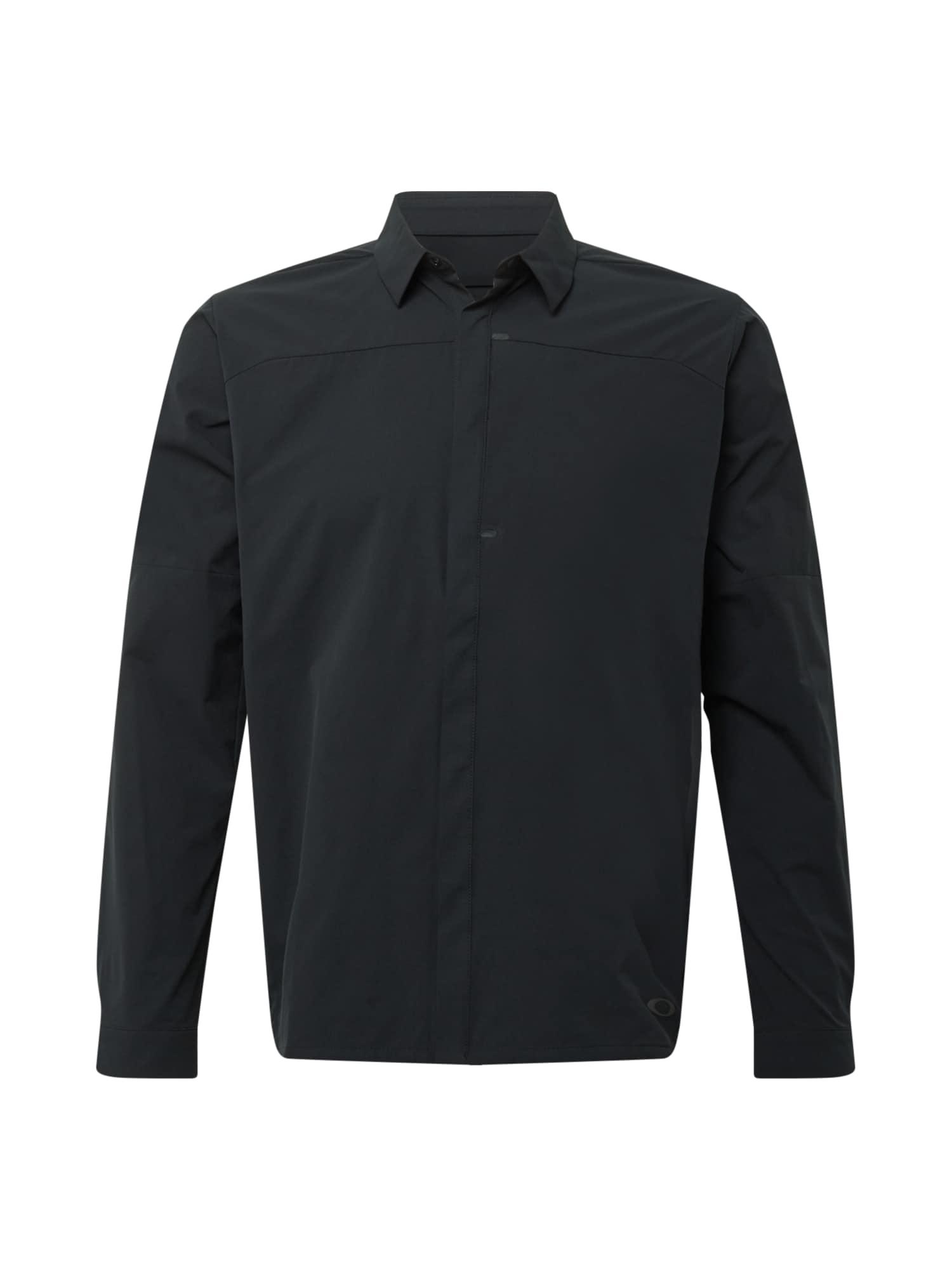 OAKLEY Funkciniai marškiniai juoda