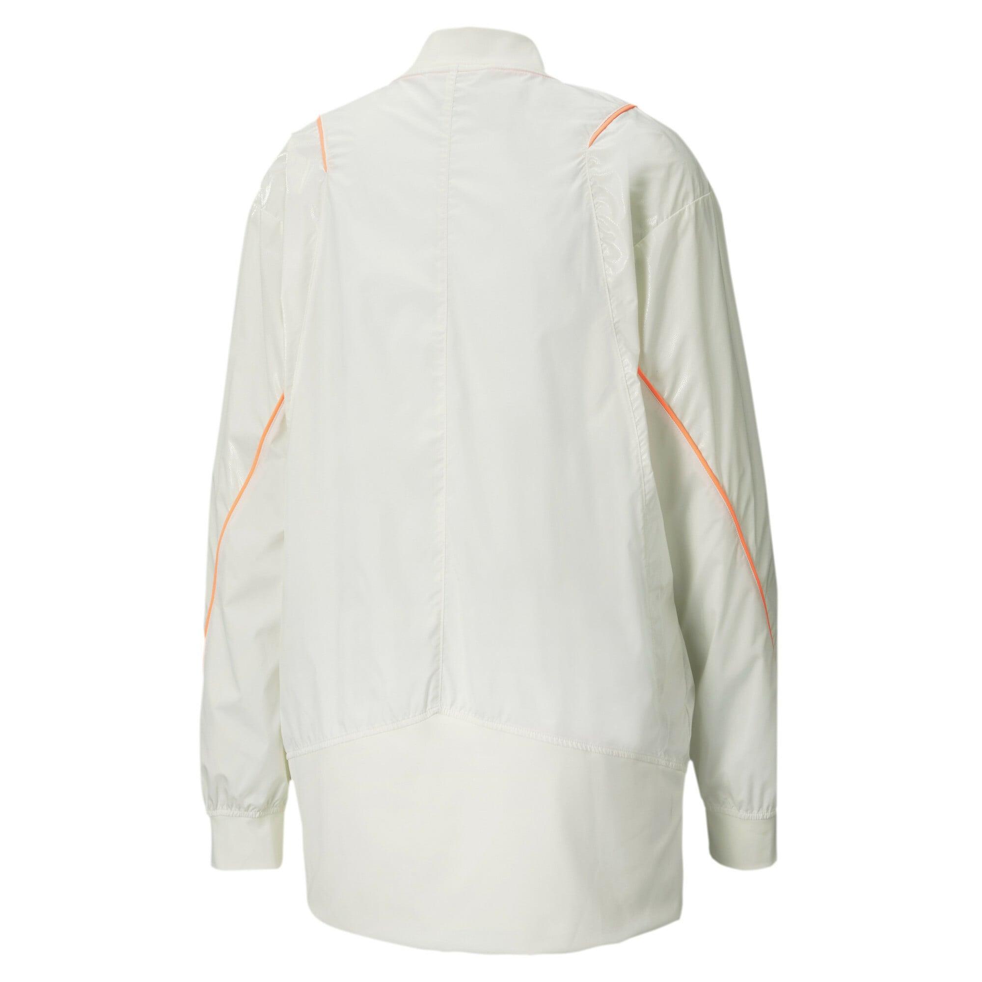 puma - Pearl Gewebte Damen Trainingsjacke