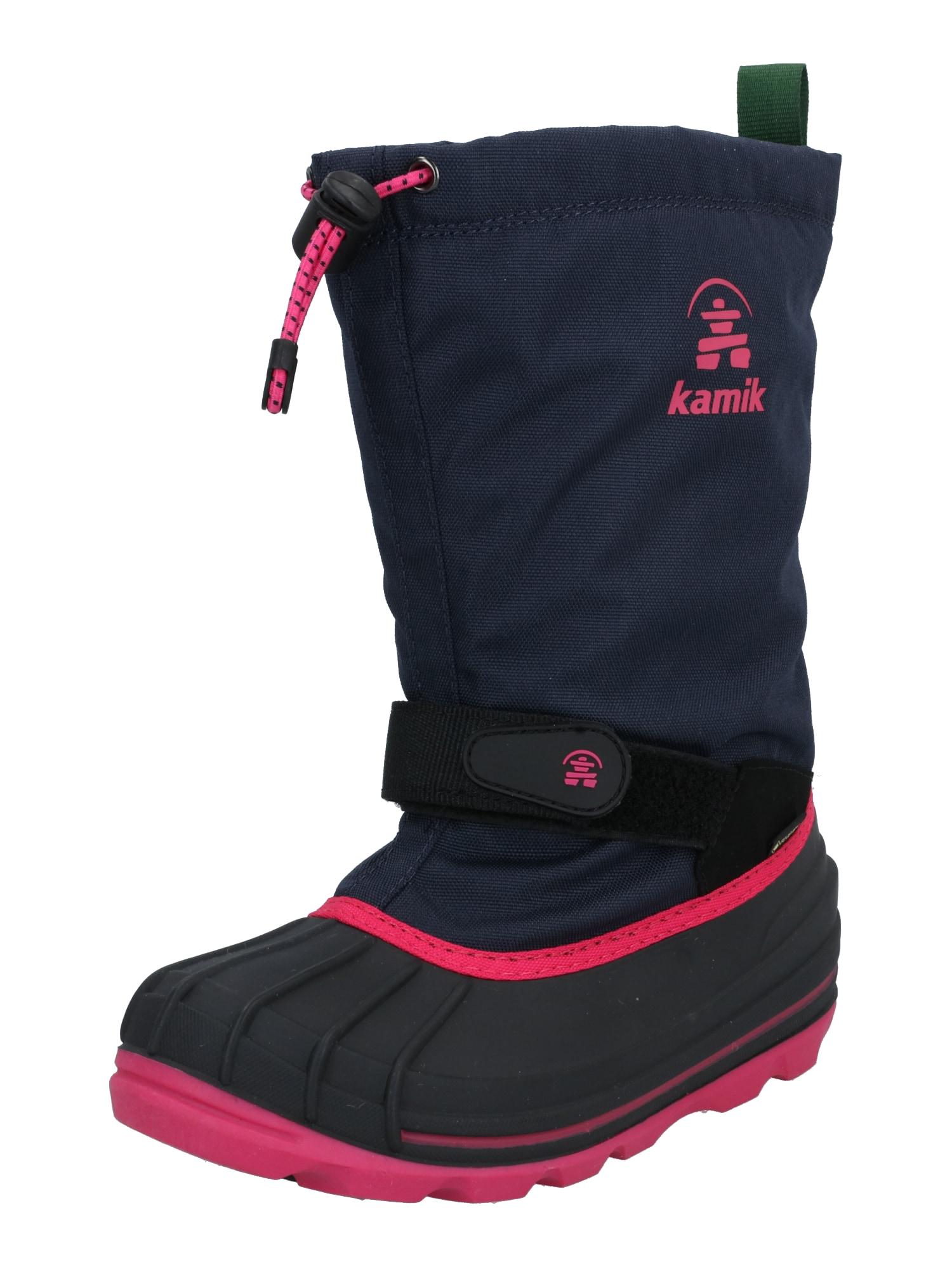 Kamik Sniego batai 'WATERBUG8G' mėlyna