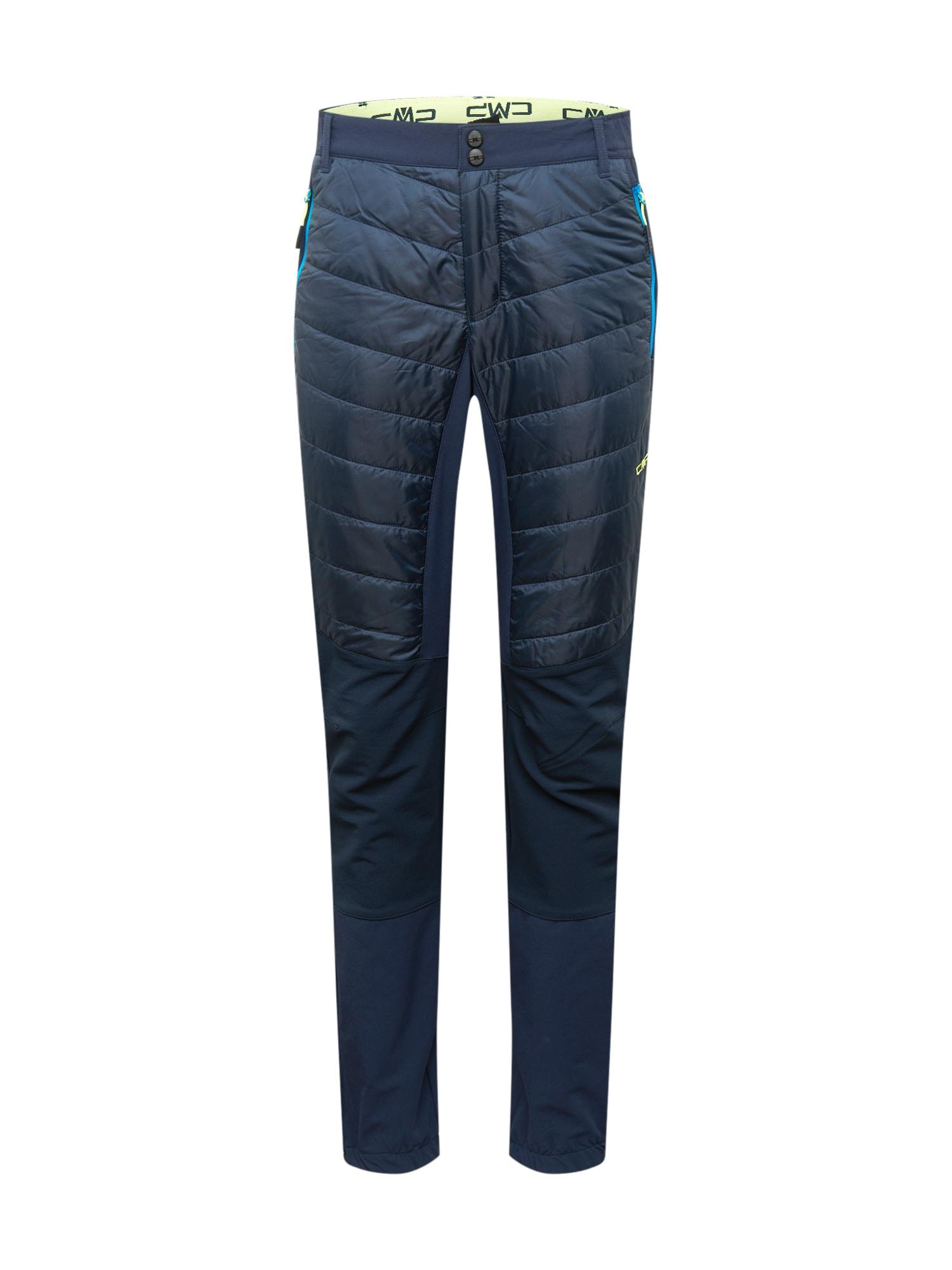 CMP Sportovní kalhoty  modrá