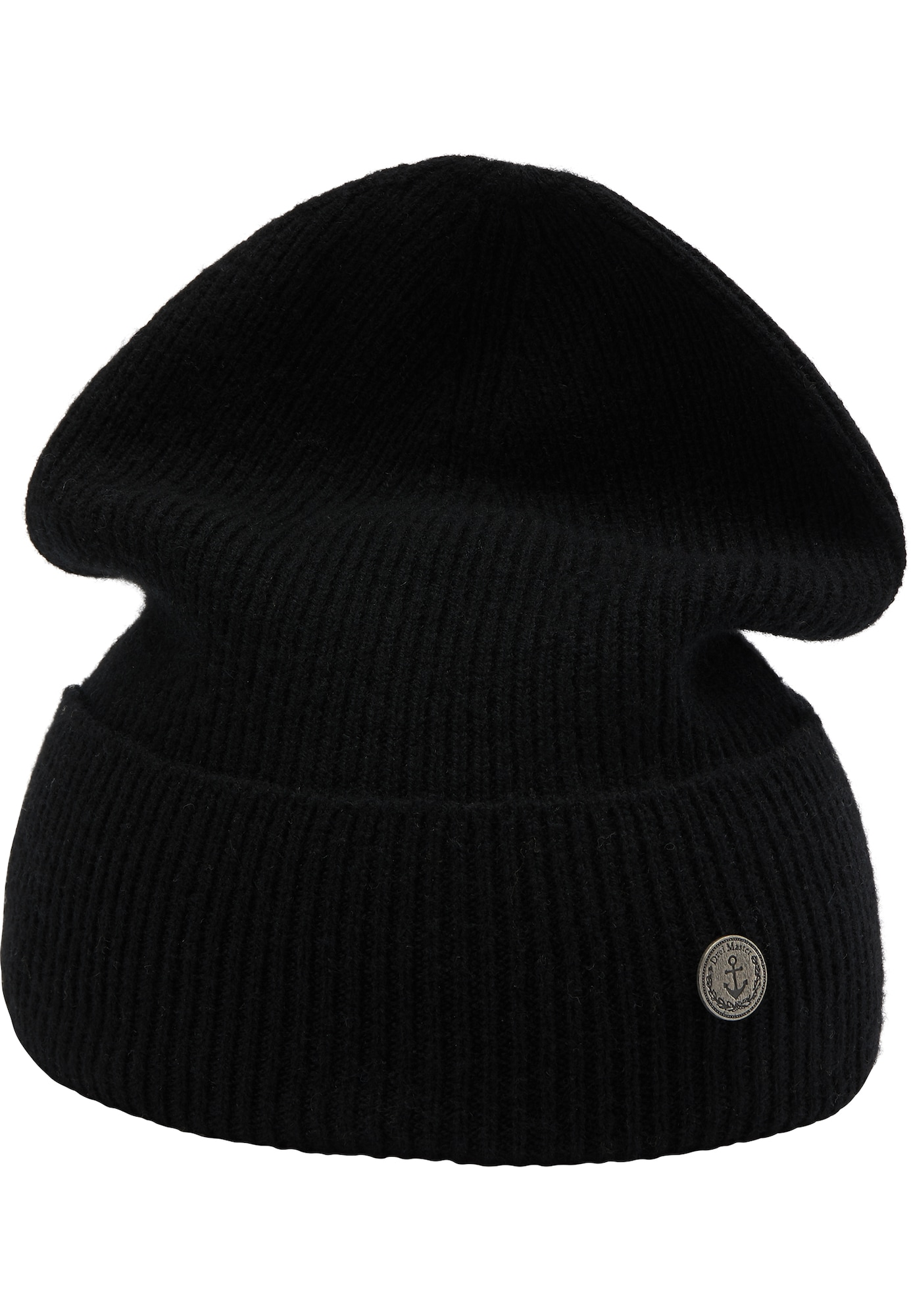 DreiMaster Vintage Megzta kepurė juoda
