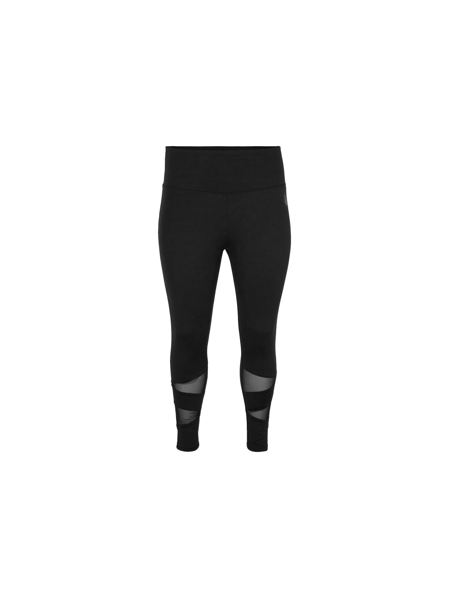 Active by Zizzi Sportovní kalhoty 'Abaguio'  černá