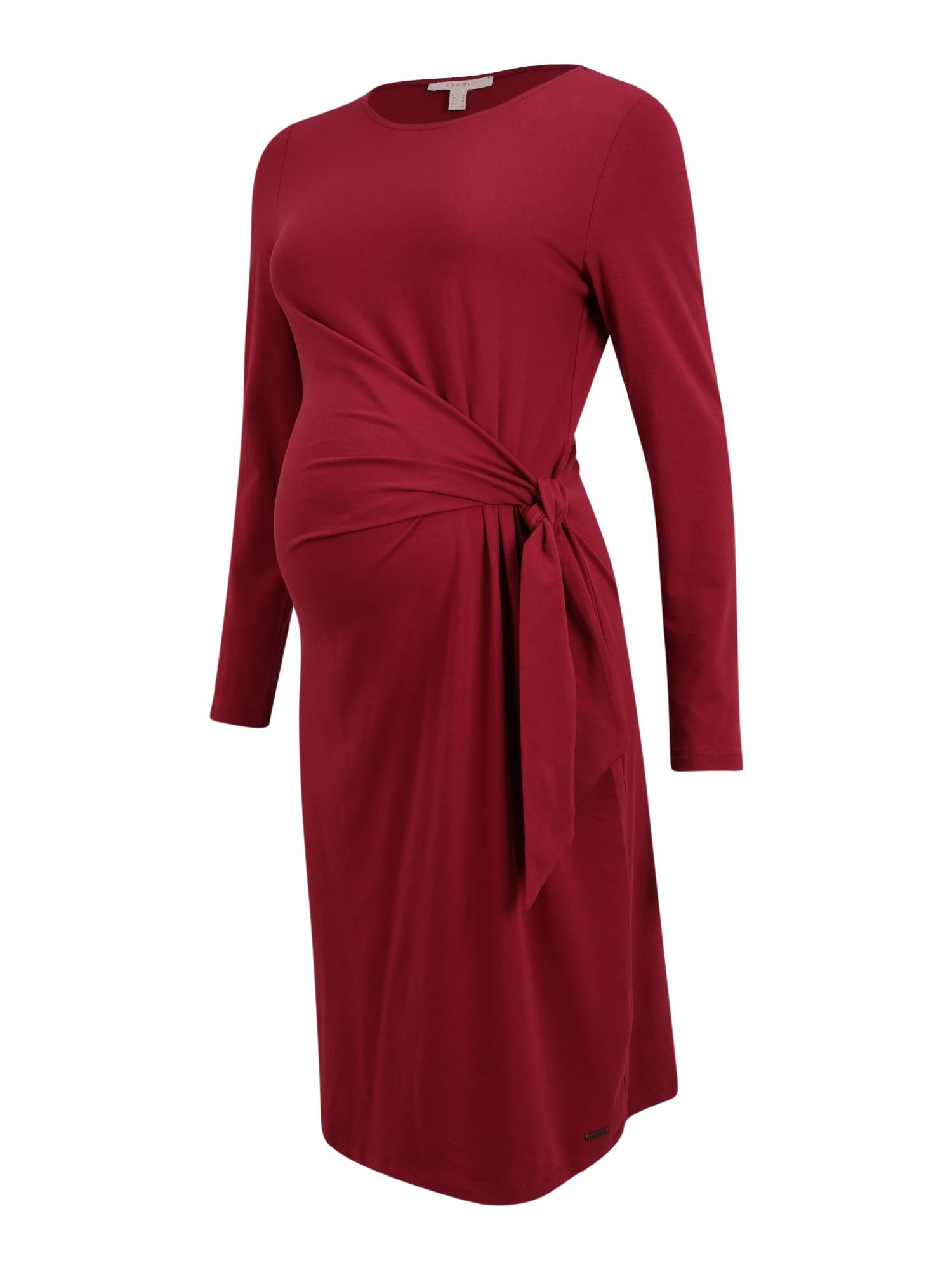 Esprit Maternity Suknelė raudona