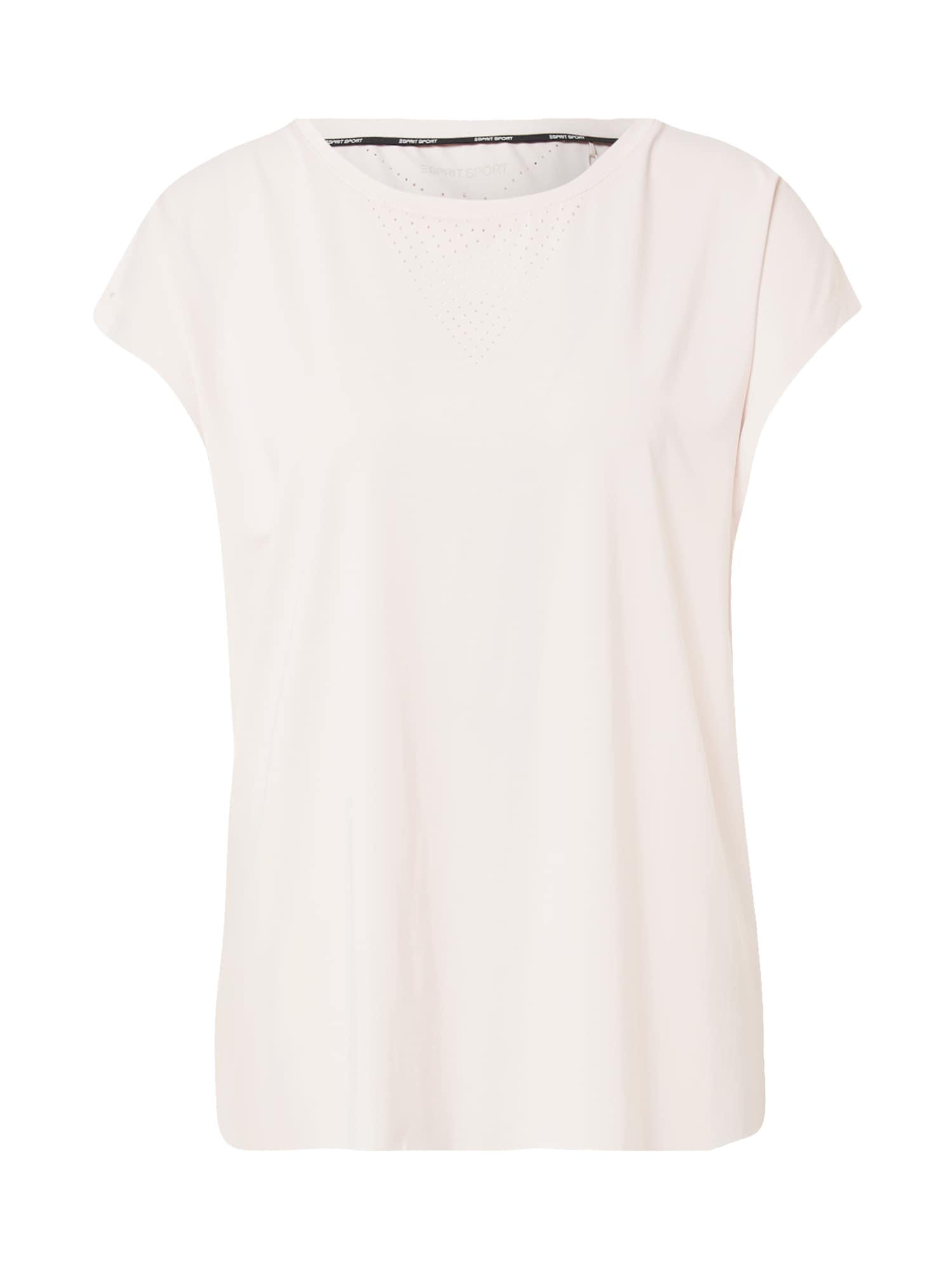 ESPRIT SPORT Sportiniai marškinėliai kremo