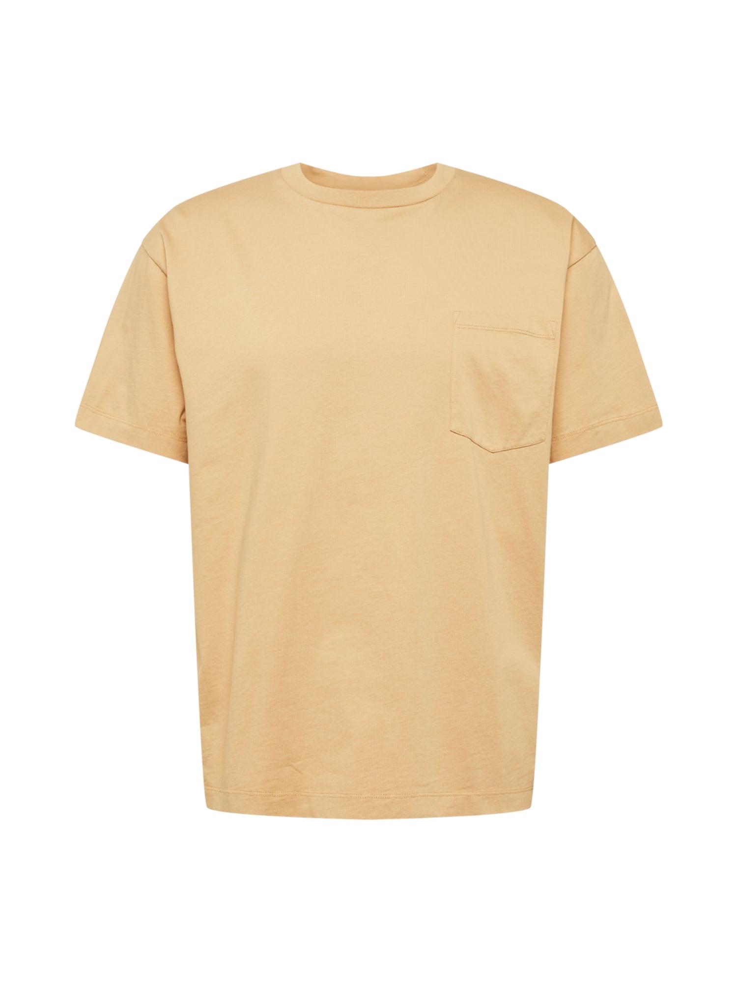 HOPE Marškinėliai smėlio
