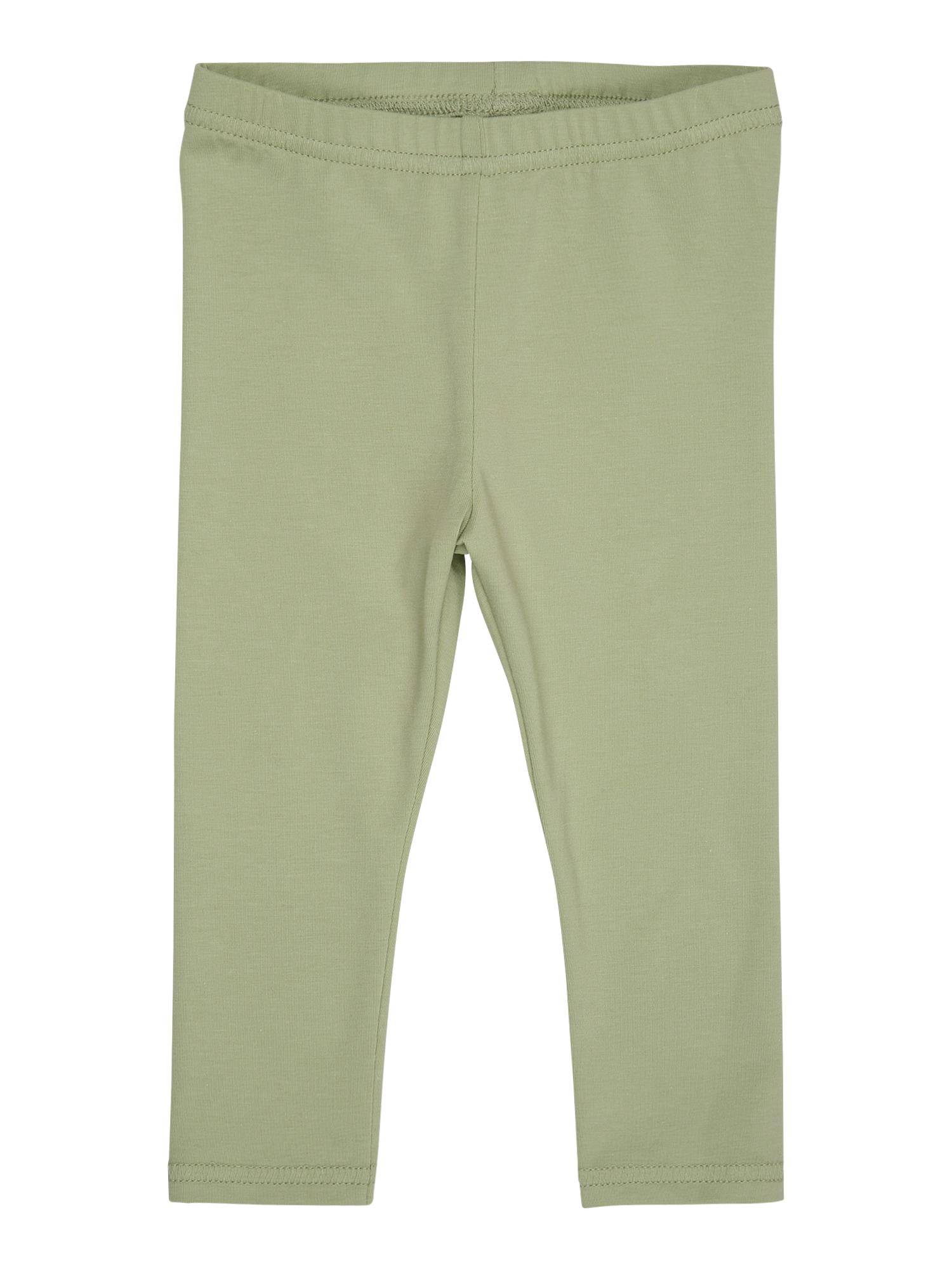 Müsli by GREEN COTTON Kelnės nendrių spalva