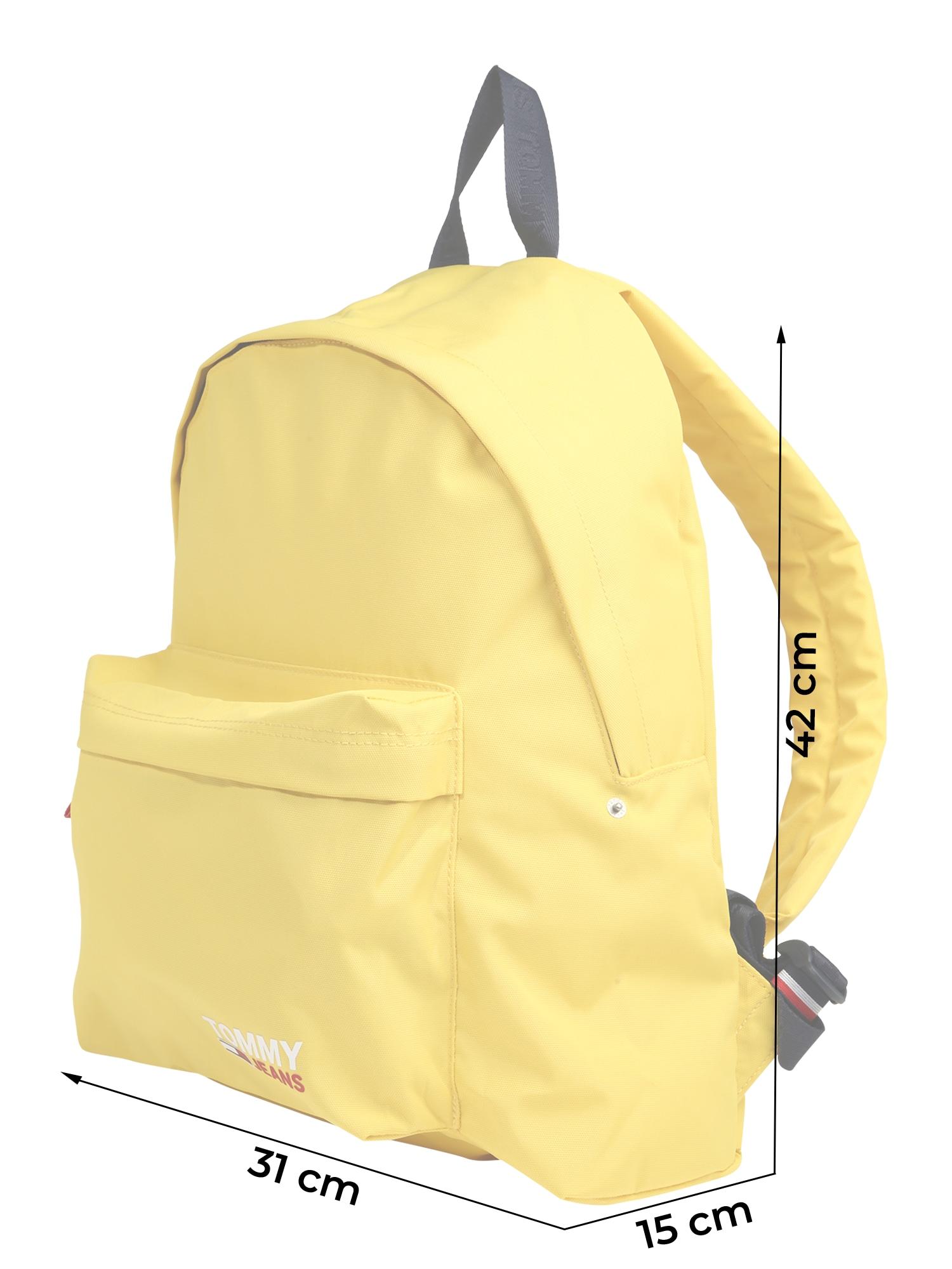 Tommy Jeans Ryggsäck  gul