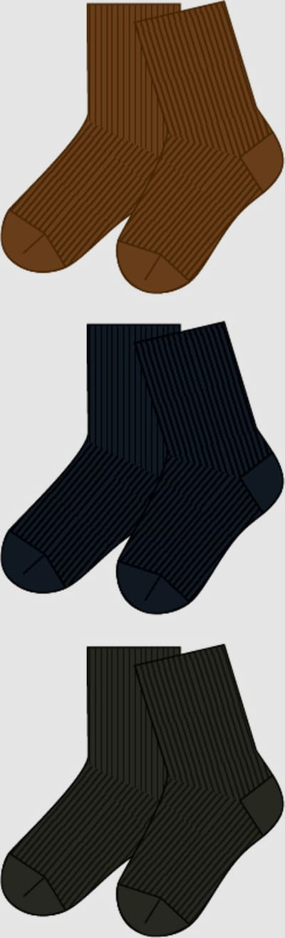 Name It Mini Riels Socken 3er-Pack