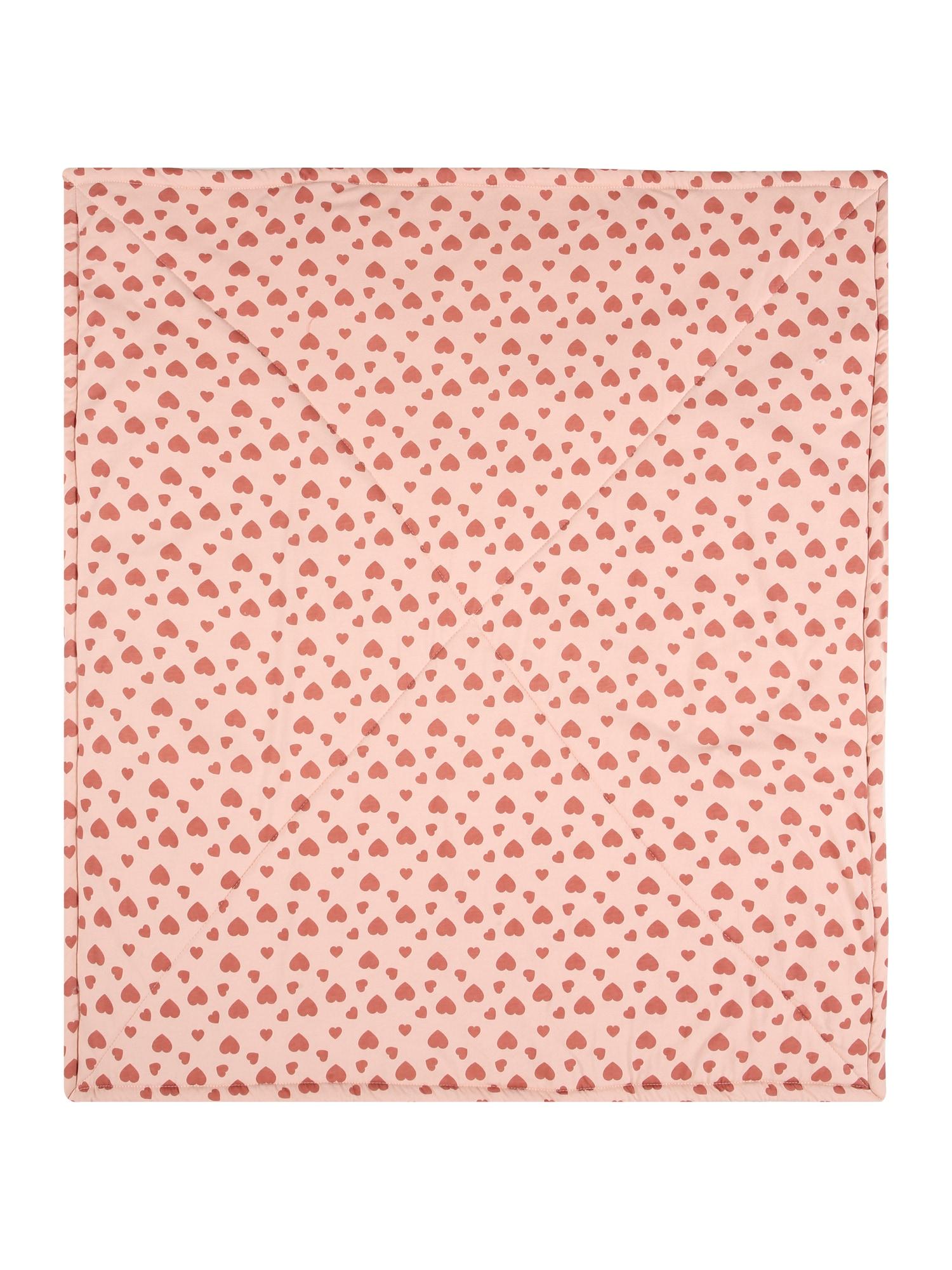 NAME IT Kūdikio antklodė ryškiai rožinė spalva