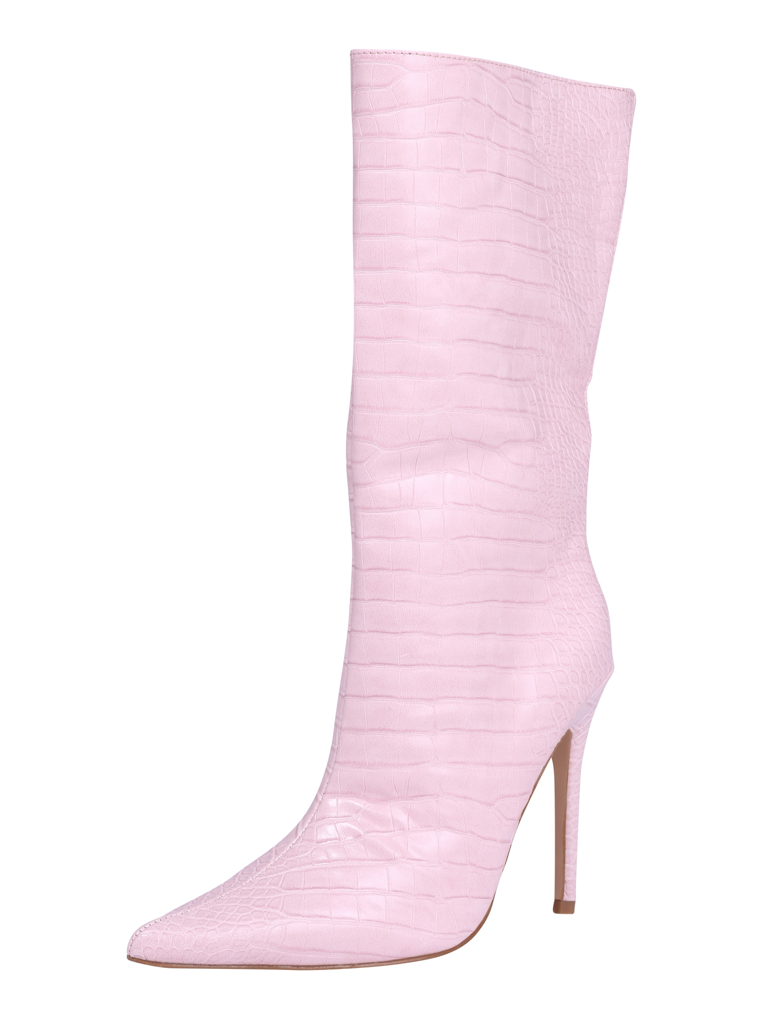 Public Desire Auliniai batai su kulniuku 'ESTELLE' rožių spalva