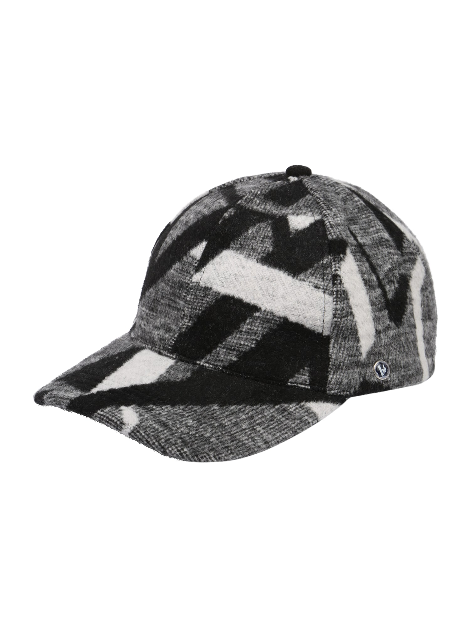 BRUNO BANANI Kepurė pilka / juoda