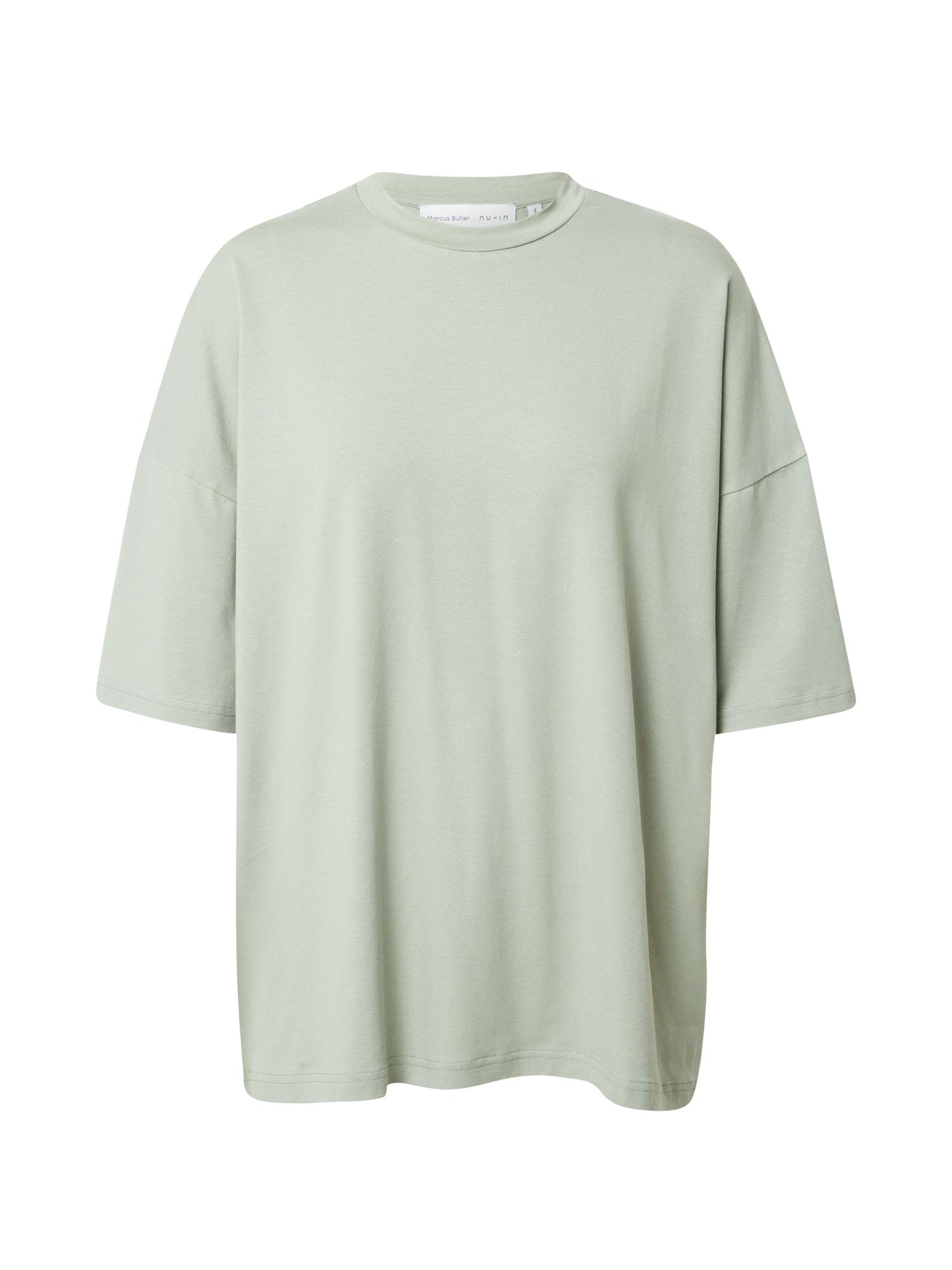 NU-IN Laisvi marškinėliai šviesiai žalia