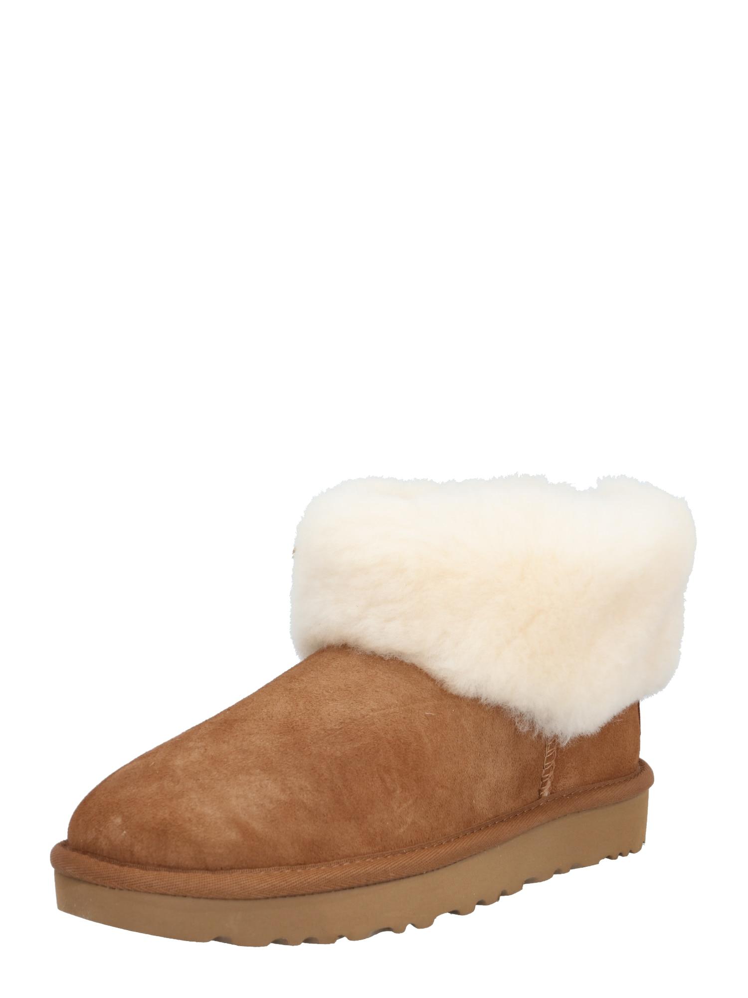 UGG Sniego batai karamelės