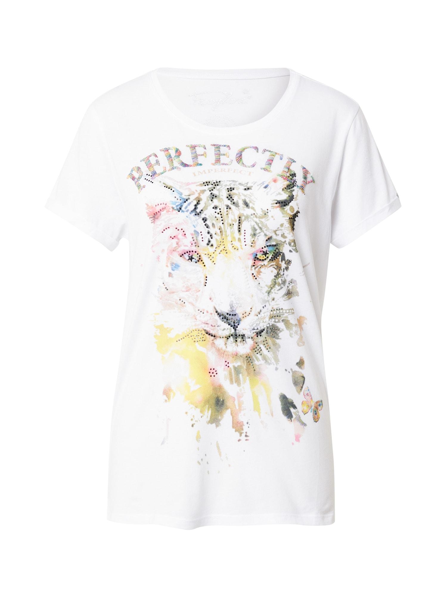 Frogbox Marškinėliai balta / mišrios spalvos