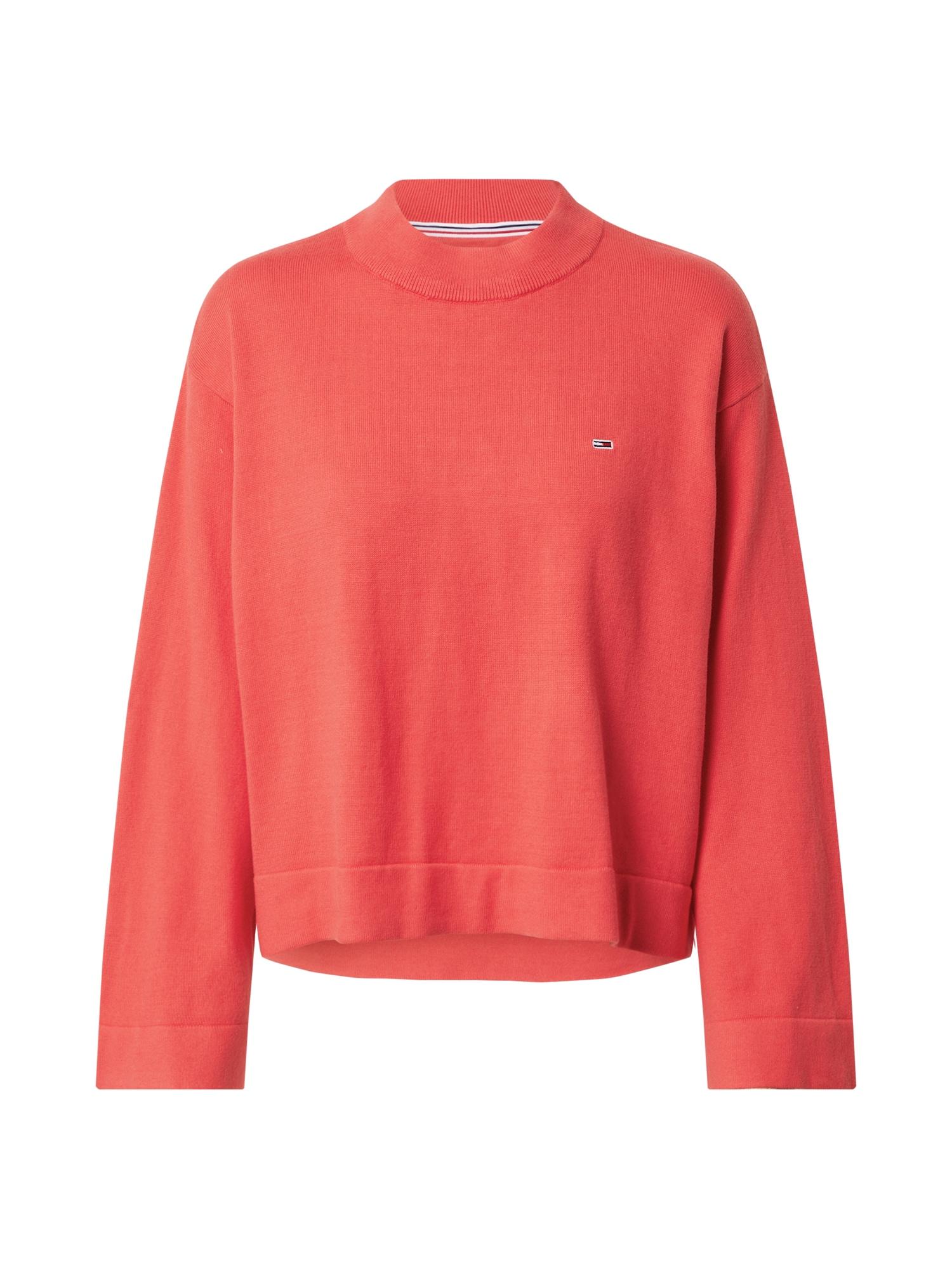 Tommy Jeans Megztinis melionų spalva