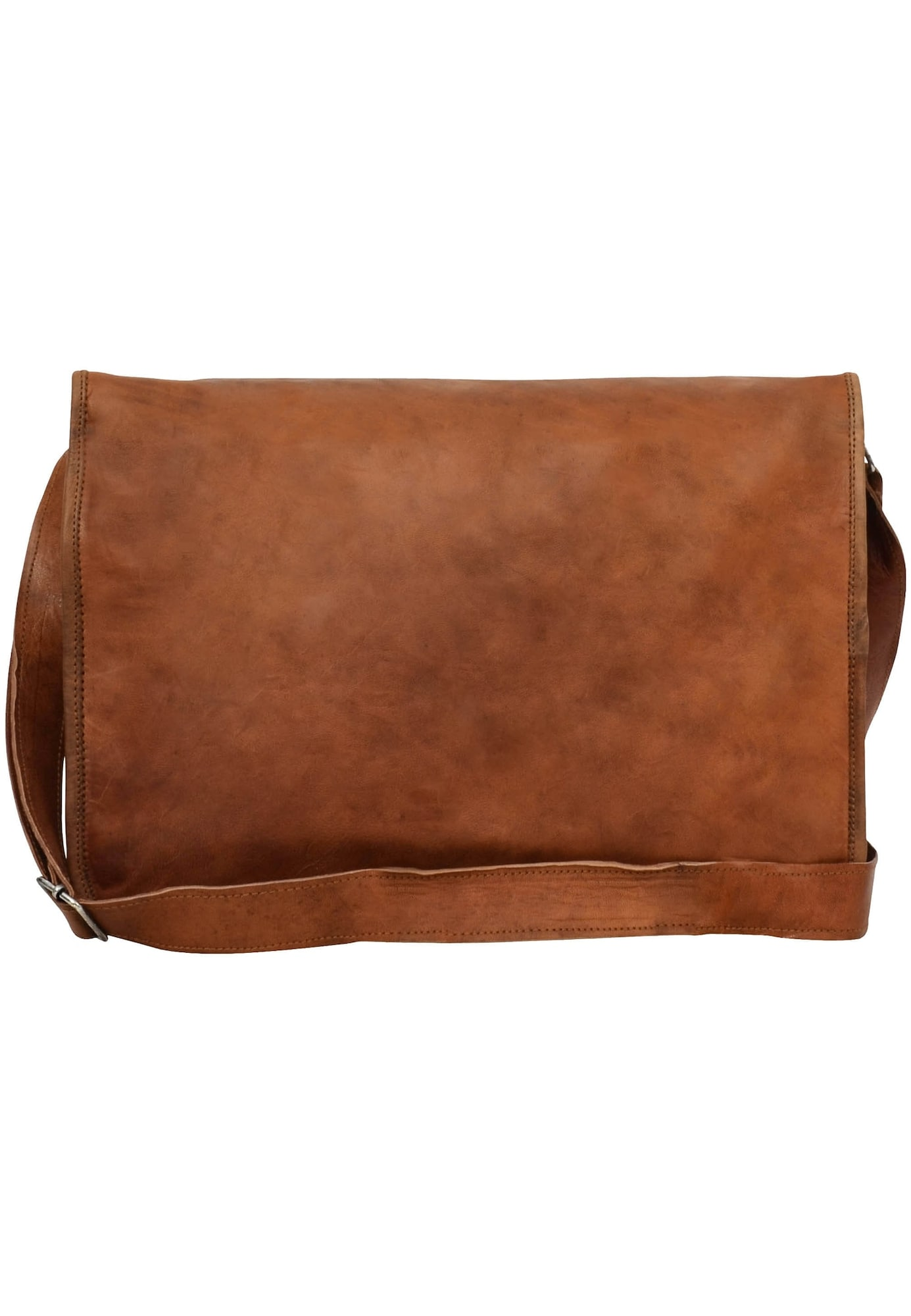 gusti leder - Messenger Bag ' Alex 15'