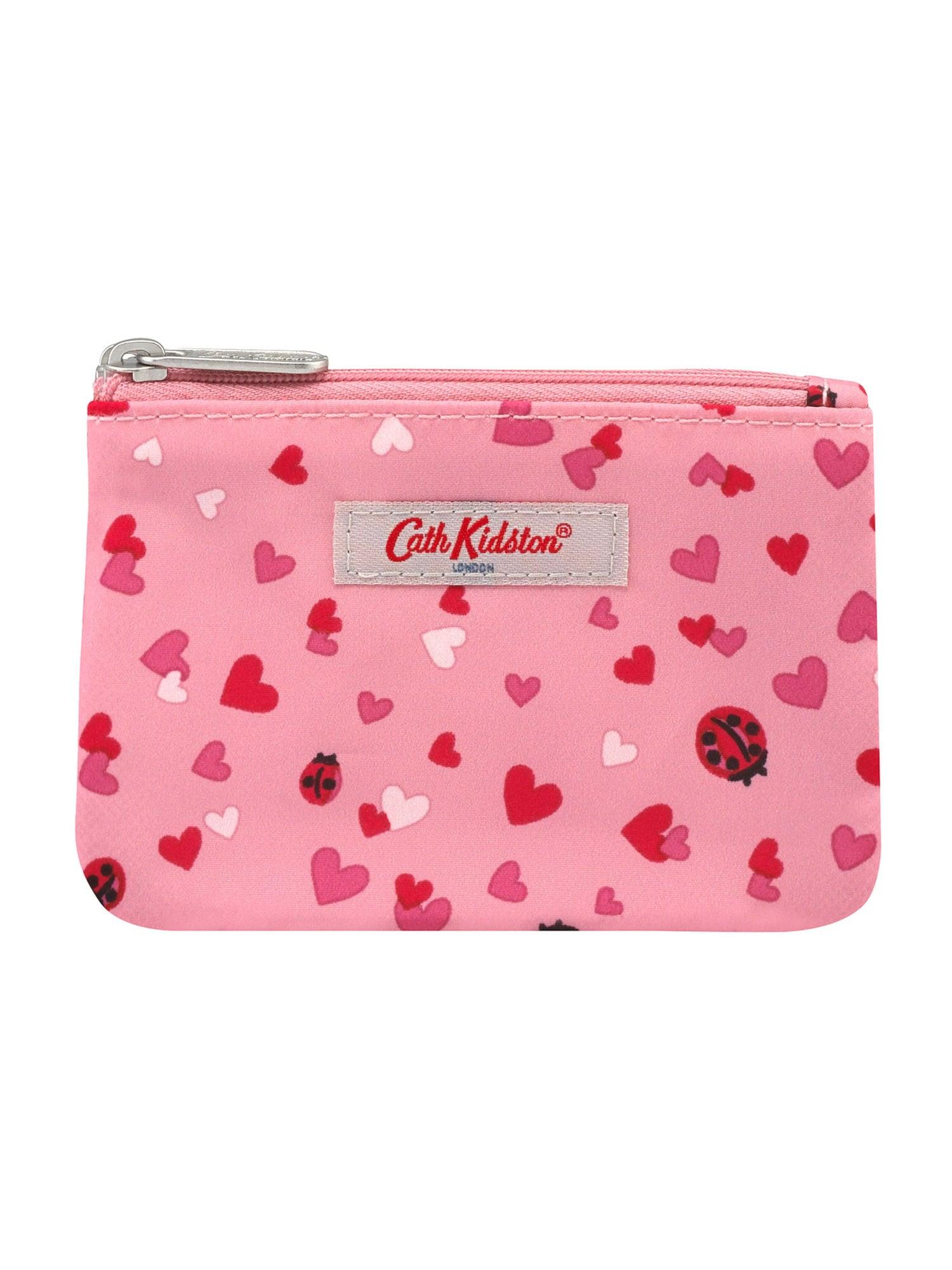Cath Kidston Piniginė rožių spalva / raudona / rožinė