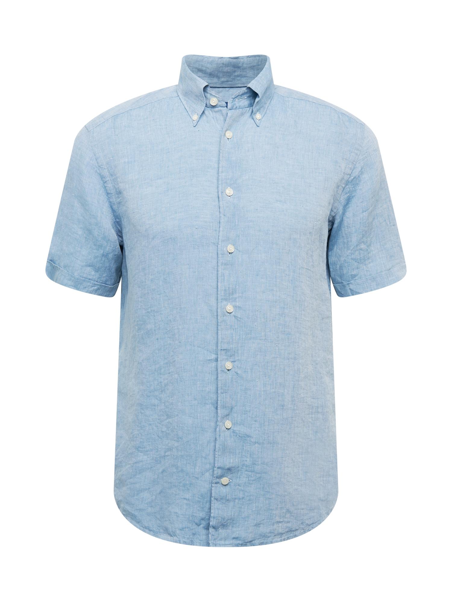 ETON Marškiniai mėlyna dūmų spalva